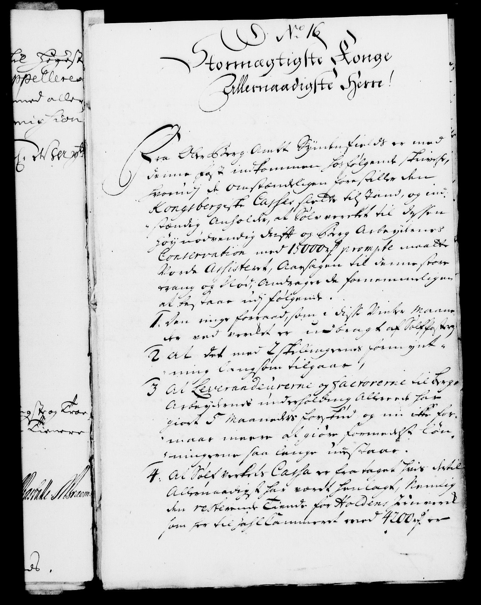 RA, Rentekammeret, Kammerkanselliet, G/Gf/Gfa/L0008: Norsk relasjons- og resolusjonsprotokoll (merket RK 52.8), 1725, s. 94