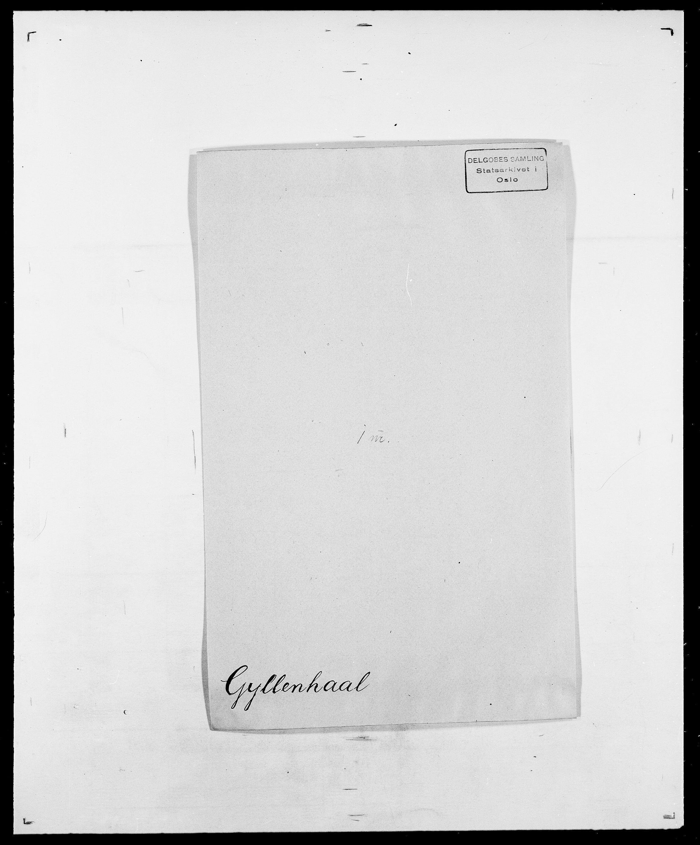SAO, Delgobe, Charles Antoine - samling, D/Da/L0015: Grodtshilling - Halvorsæth, s. 519