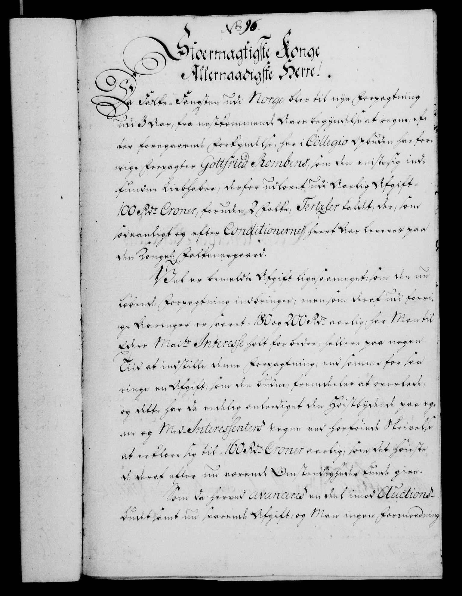 RA, Rentekammeret, Kammerkanselliet, G/Gf/Gfa/L0048: Norsk relasjons- og resolusjonsprotokoll (merket RK 52.48), 1766, s. 409