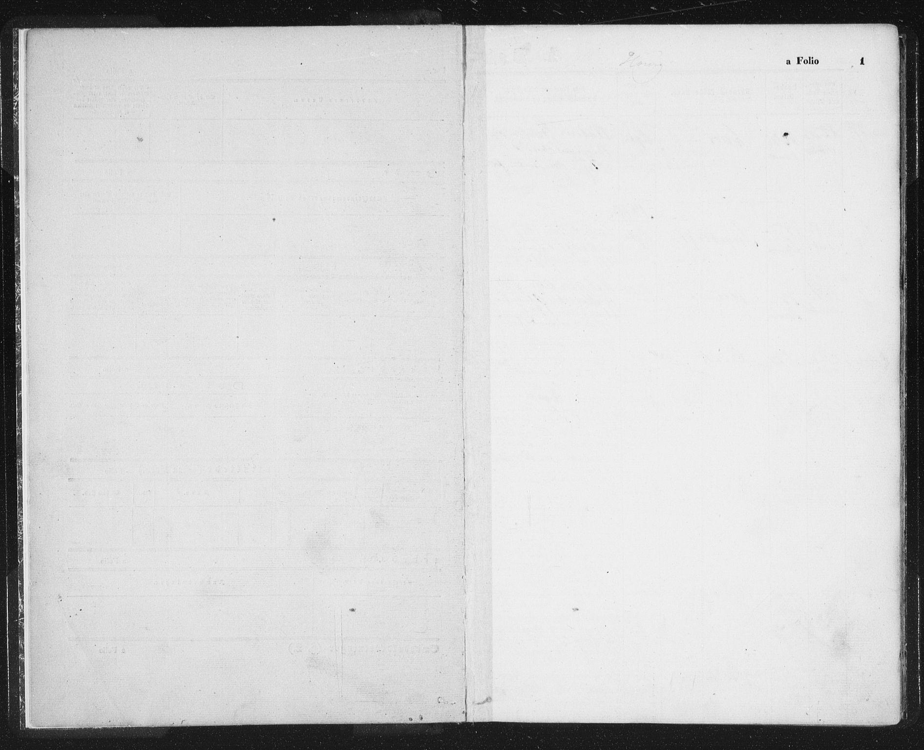SAT, Ministerialprotokoller, klokkerbøker og fødselsregistre - Sør-Trøndelag, 692/L1104: Ministerialbok nr. 692A04, 1862-1878, s. 1