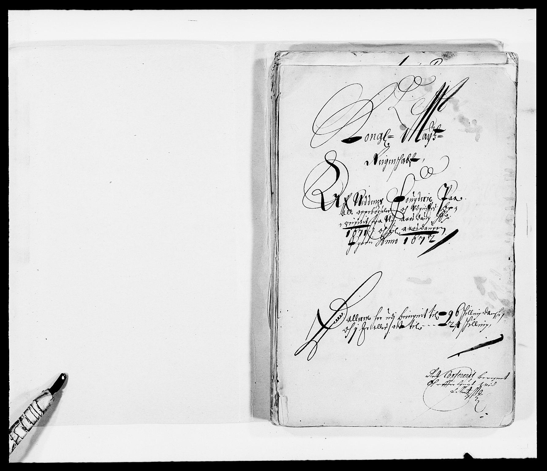 RA, Rentekammeret inntil 1814, Reviderte regnskaper, Fogderegnskap, R39/L2299: Fogderegnskap Nedenes, 1670-1671, s. 161