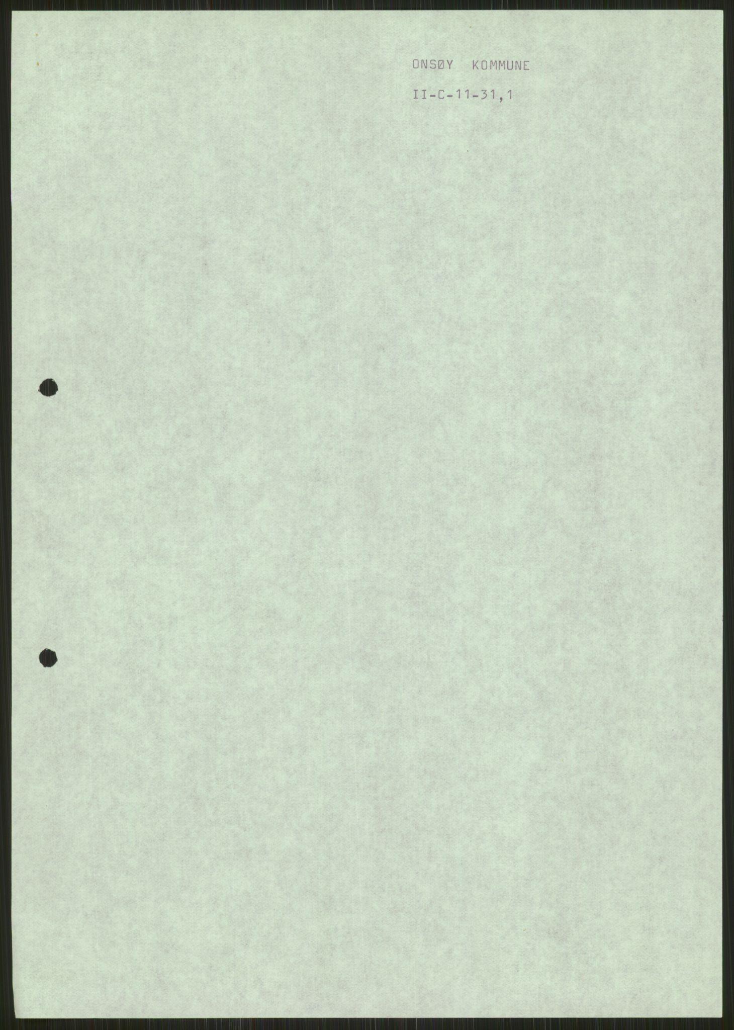 RA, Forsvaret, Forsvarets krigshistoriske avdeling, Y/Ya/L0013: II-C-11-31 - Fylkesmenn.  Rapporter om krigsbegivenhetene 1940., 1940, s. 110