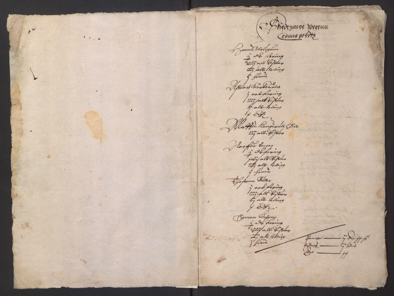 RA, Stattholderembetet 1572-1771, Ek/L0001: Jordebøker før 1624 og til utligning av garnisonsskatt 1624-1626:, 1624-1625, s. 133