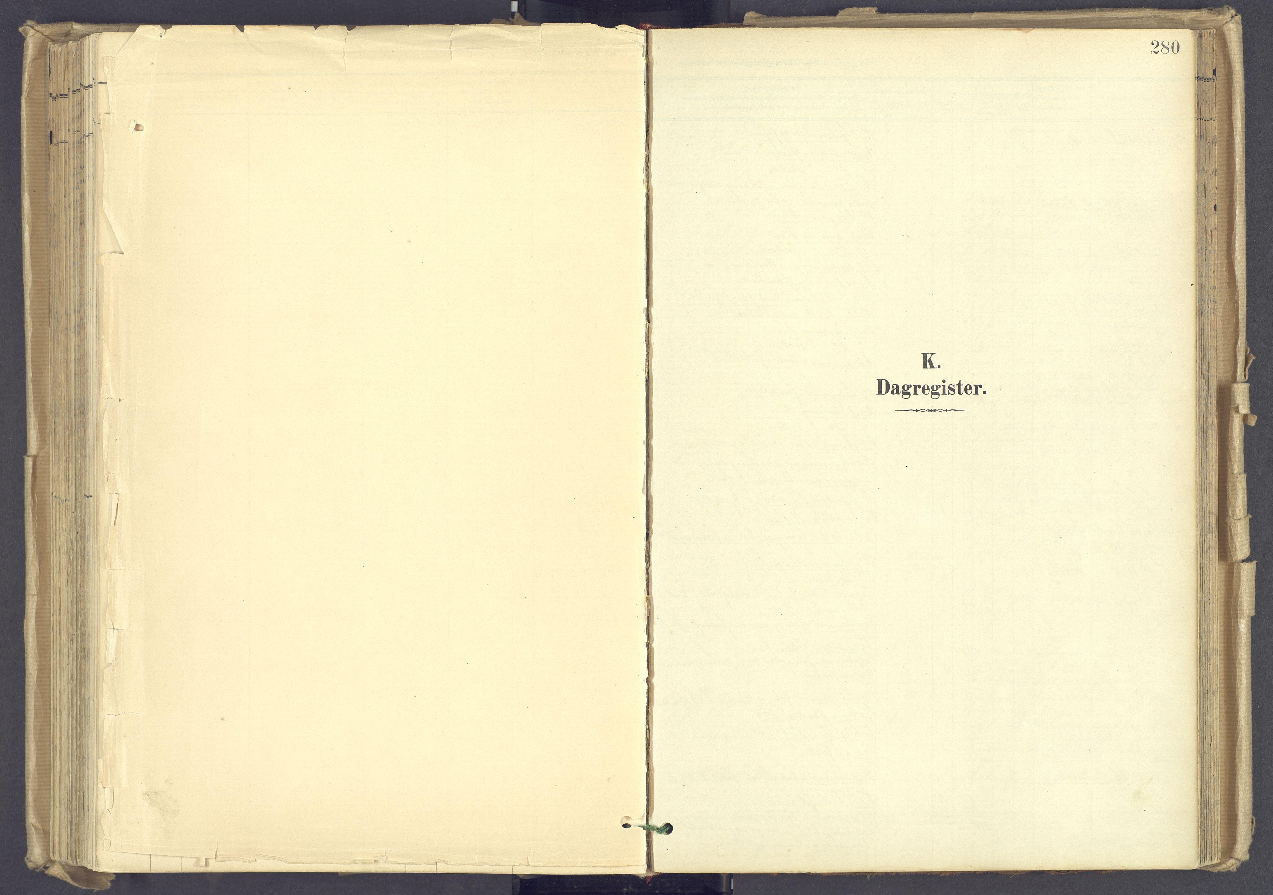 SAH, Øyer prestekontor, Ministerialbok nr. 12, 1897-1920, s. 280