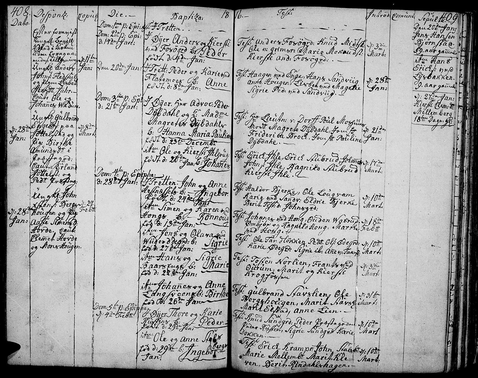 SAH, Øyer prestekontor, Ministerialbok nr. 3, 1784-1824, s. 408-409