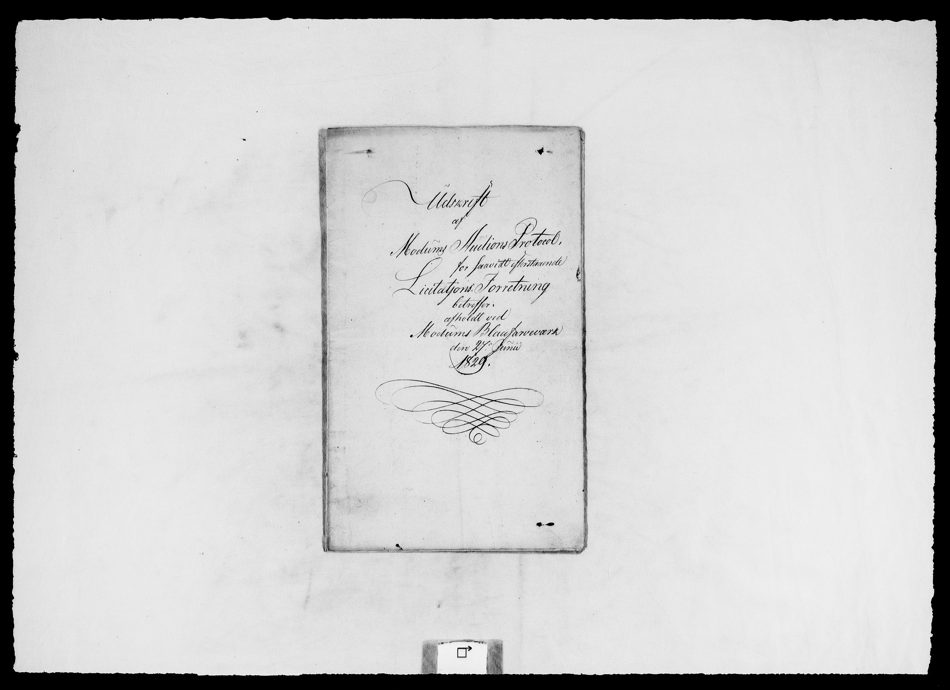 RA, Modums Blaafarveværk, G/Ga/L0063, 1827-1849, s. 90