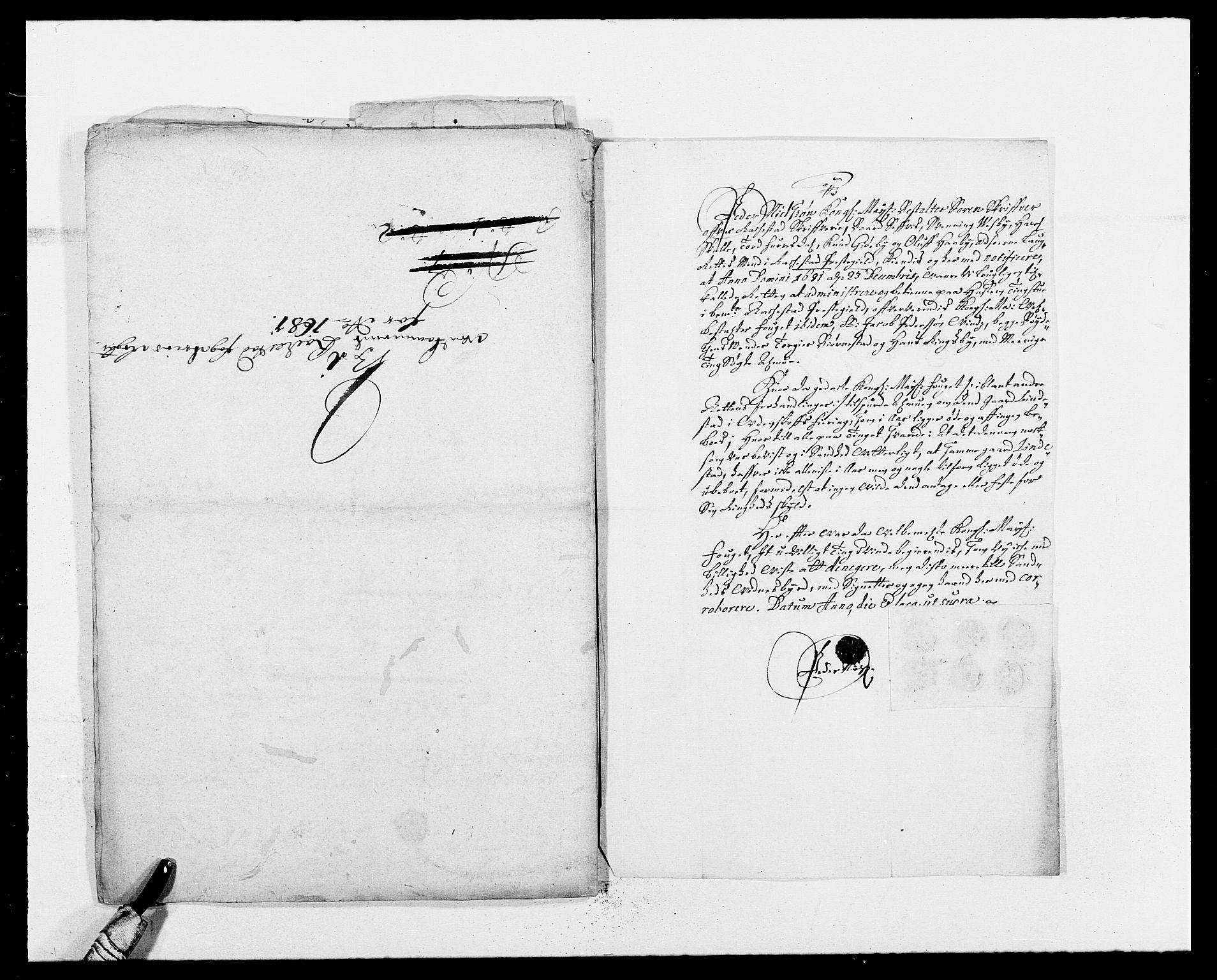 RA, Rentekammeret inntil 1814, Reviderte regnskaper, Fogderegnskap, R05/L0272: Fogderegnskap Rakkestad, 1680-1681, s. 433