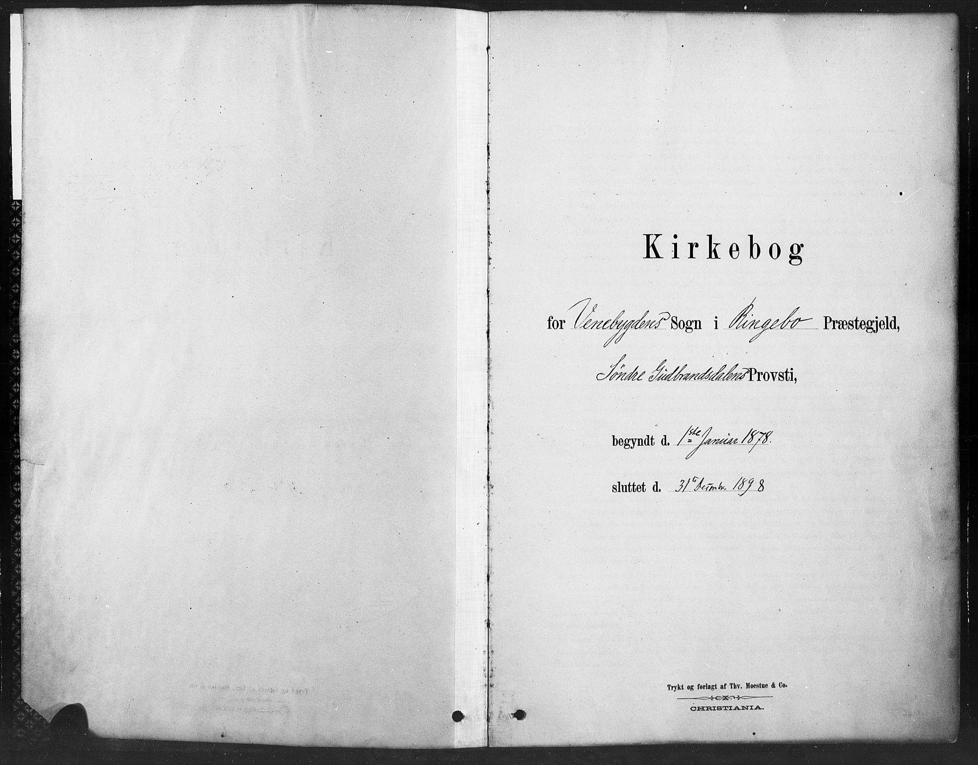 SAH, Ringebu prestekontor, Ministerialbok nr. 10, 1878-1898