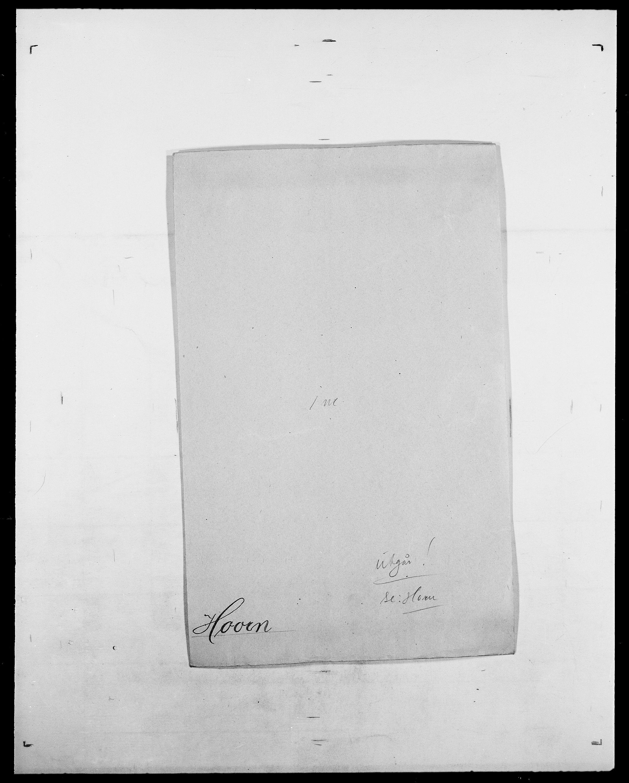 SAO, Delgobe, Charles Antoine - samling, D/Da/L0018: Hoch - Howert, s. 902