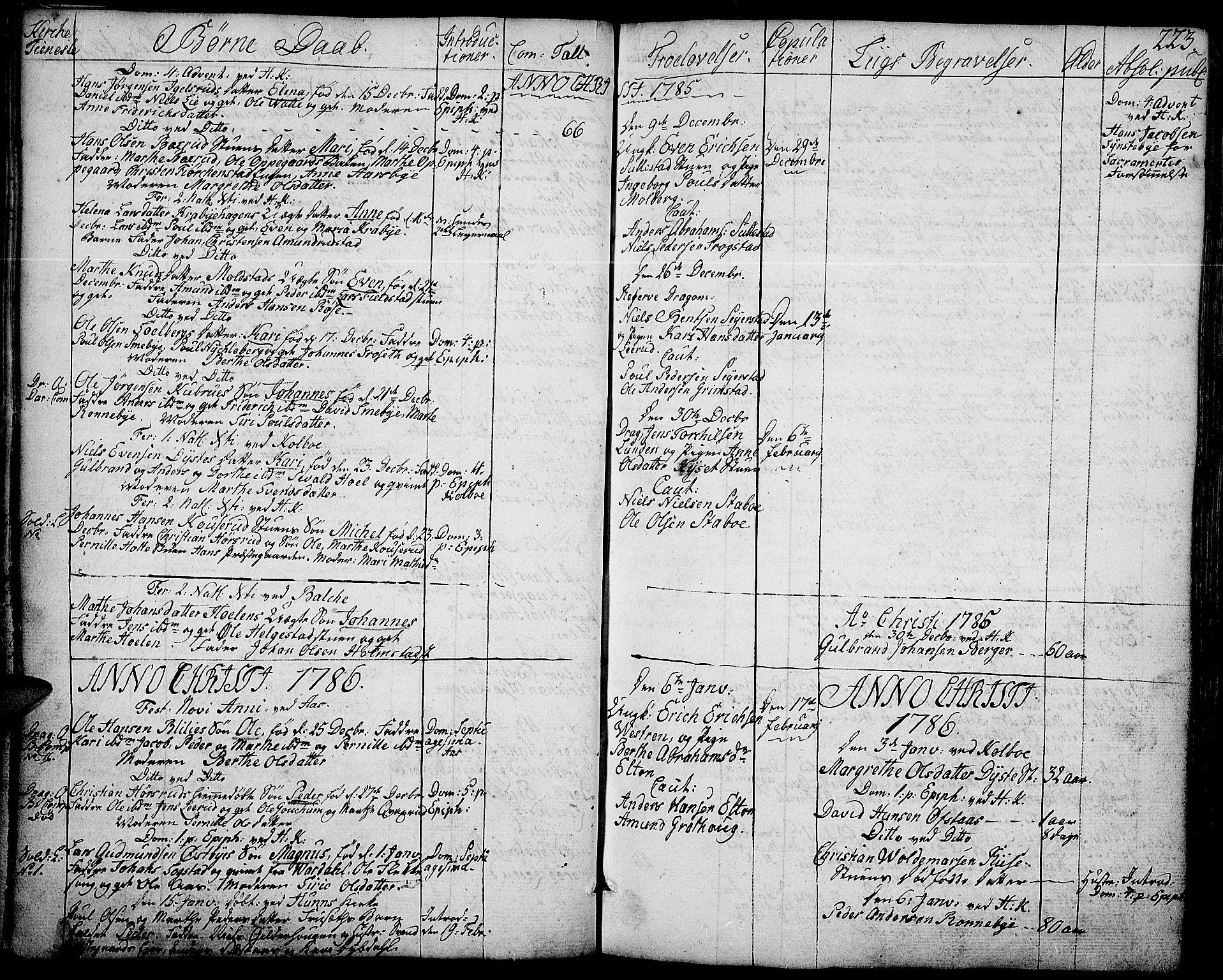 SAH, Toten prestekontor, Ministerialbok nr. 6, 1773-1793, s. 223
