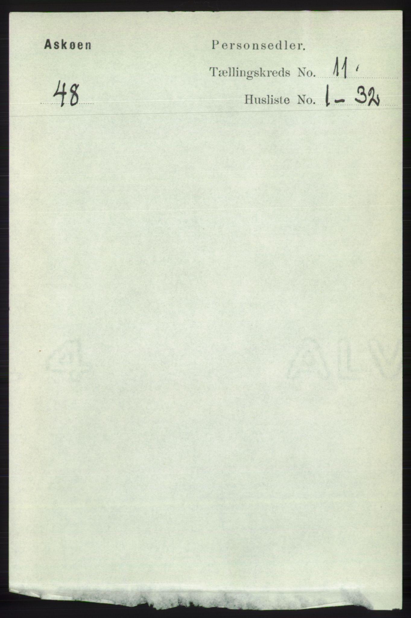 RA, Folketelling 1891 for 1247 Askøy herred, 1891, s. 7274