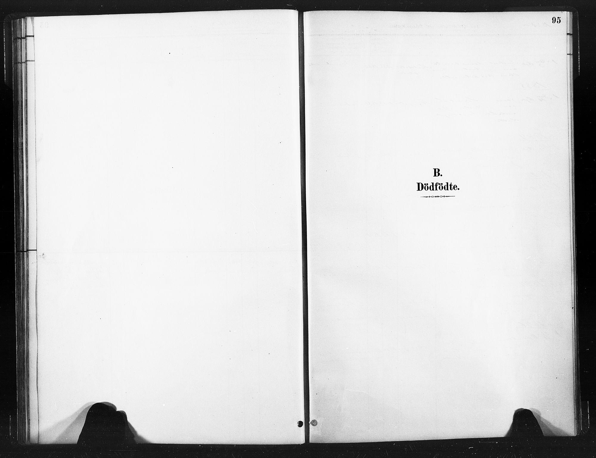 SAT, Ministerialprotokoller, klokkerbøker og fødselsregistre - Nord-Trøndelag, 736/L0361: Ministerialbok nr. 736A01, 1884-1906, s. 95