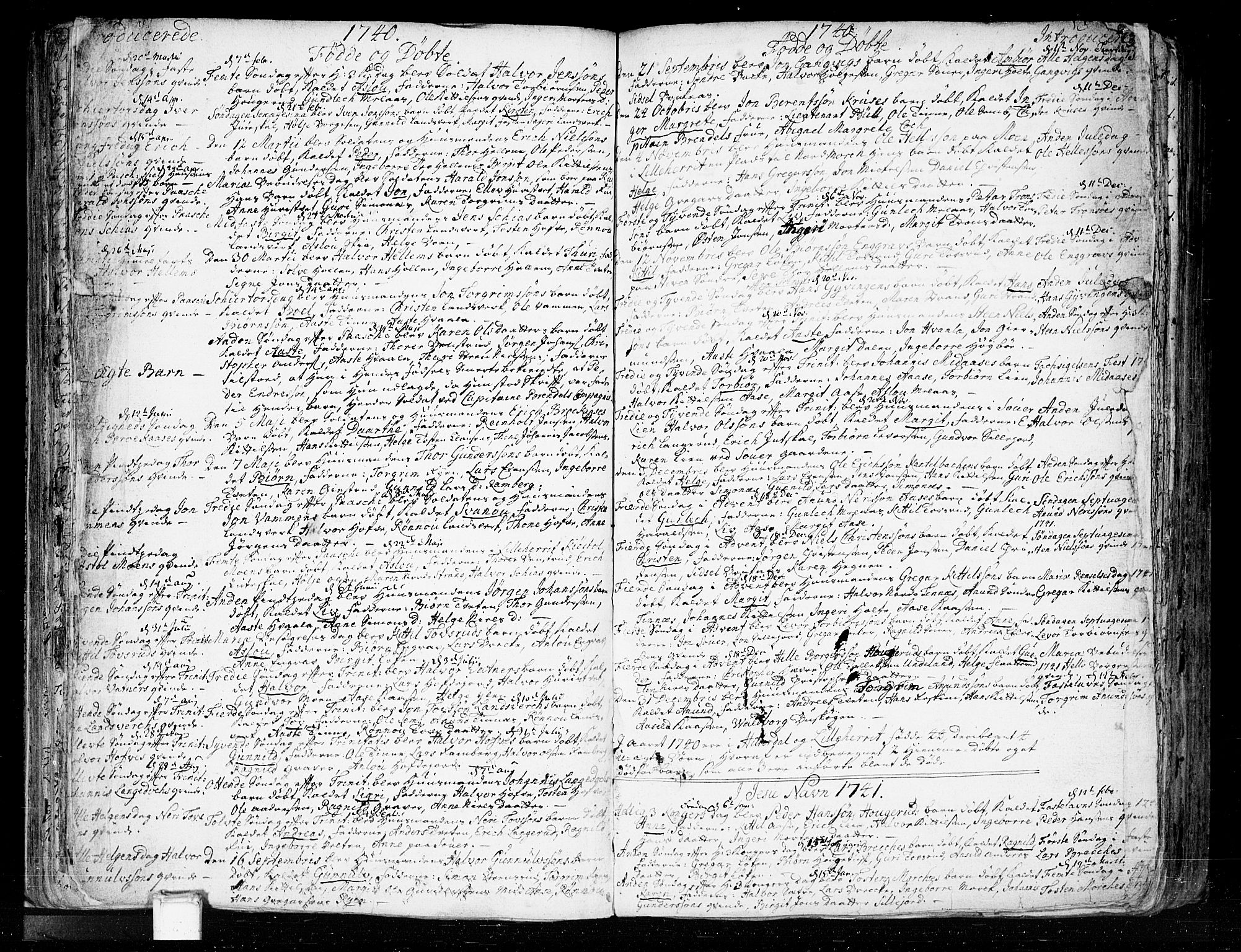 SAKO, Heddal kirkebøker, F/Fa/L0003: Ministerialbok nr. I 3, 1723-1783, s. 73