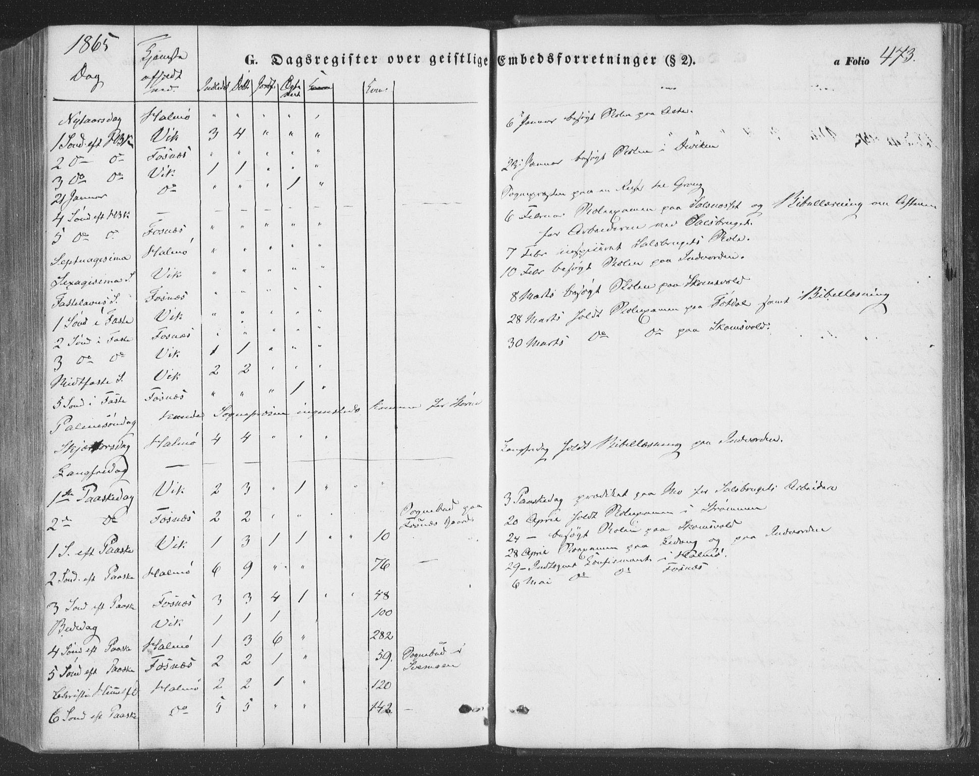 SAT, Ministerialprotokoller, klokkerbøker og fødselsregistre - Nord-Trøndelag, 773/L0615: Ministerialbok nr. 773A06, 1857-1870, s. 473