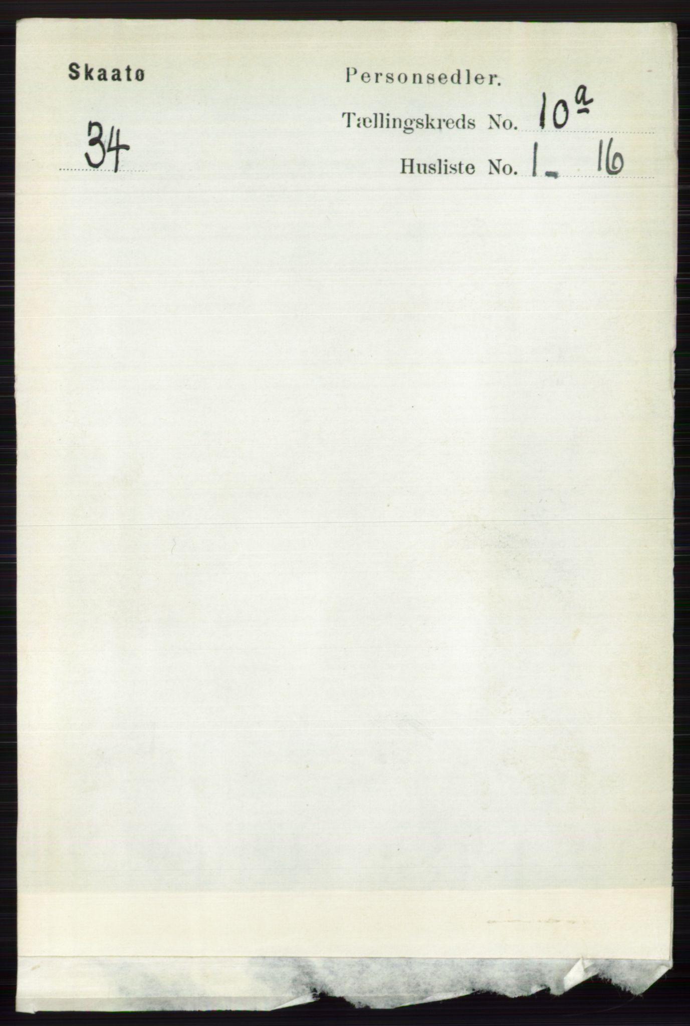 RA, Folketelling 1891 for 0815 Skåtøy herred, 1891, s. 4031