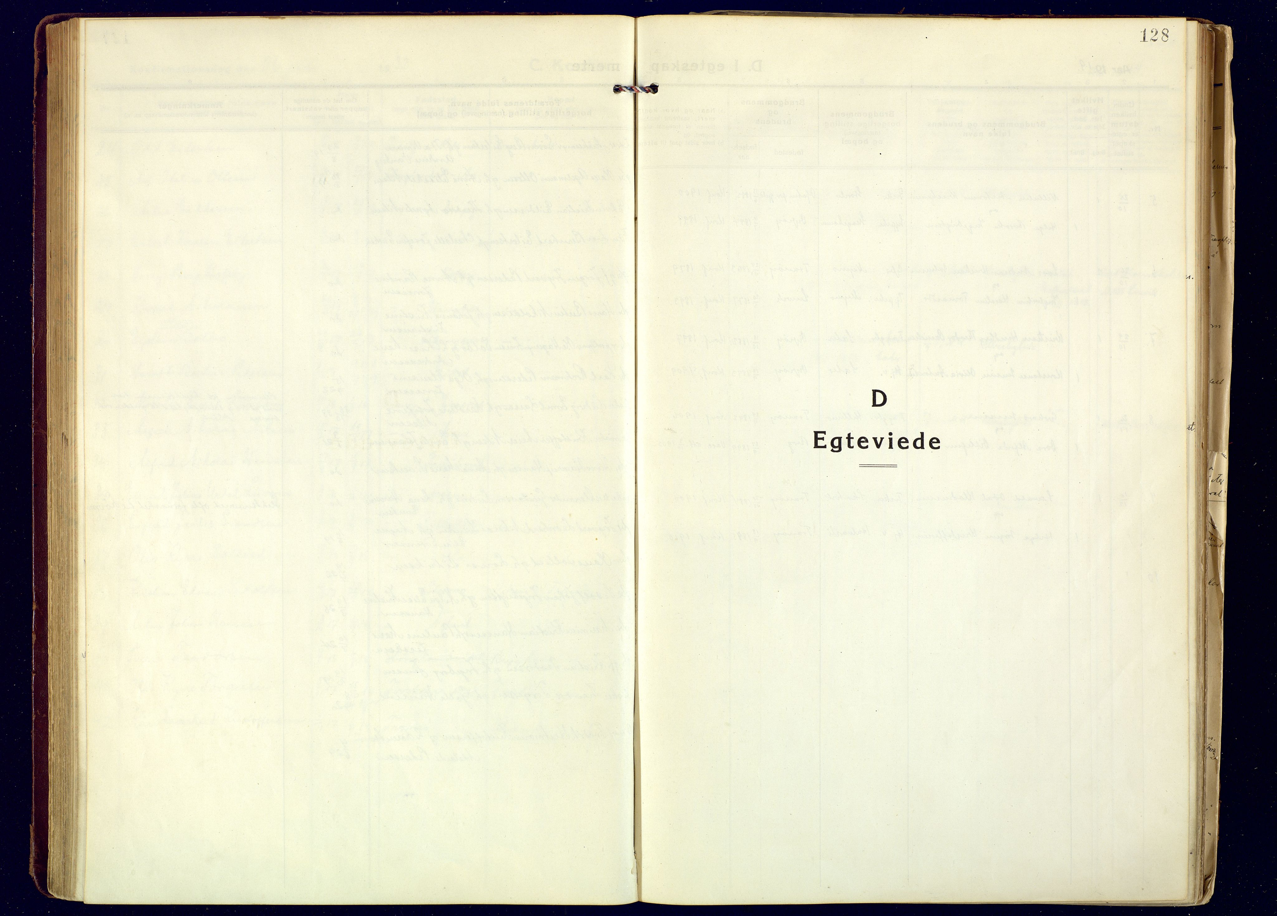 SATØ, Tranøy sokneprestkontor, I/Ia/Iaa: Ministerialbok nr. 16, 1919-1932, s. 128