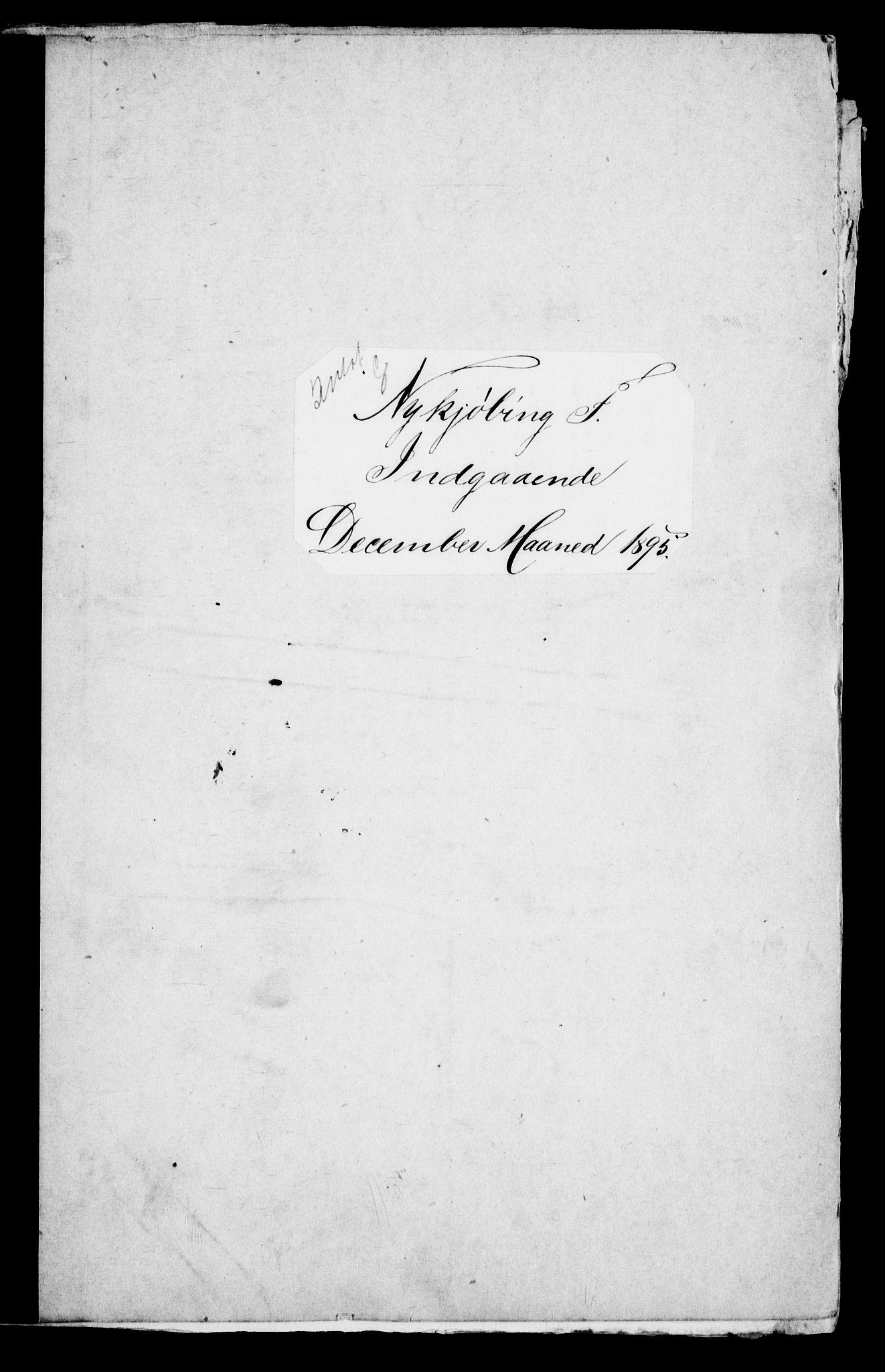 RA, Danske Kanselli, Skapsaker, G/L0019: Tillegg til skapsakene, 1616-1753, s. 303