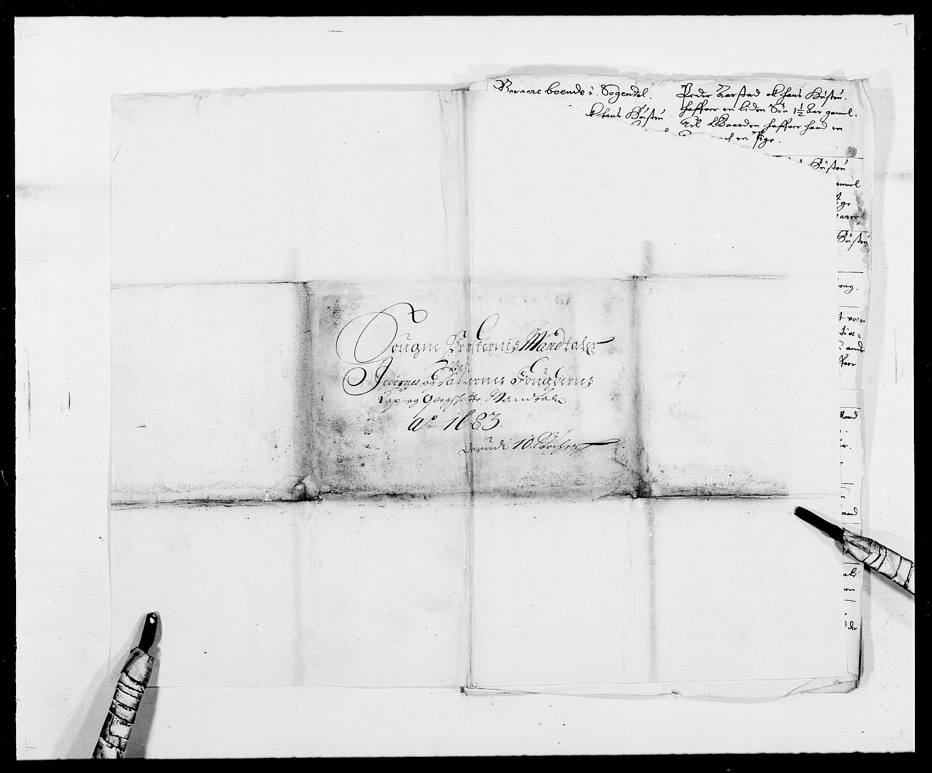 RA, Rentekammeret inntil 1814, Reviderte regnskaper, Fogderegnskap, R46/L2724: Fogderegnskap Jæren og Dalane, 1682-1684, s. 41