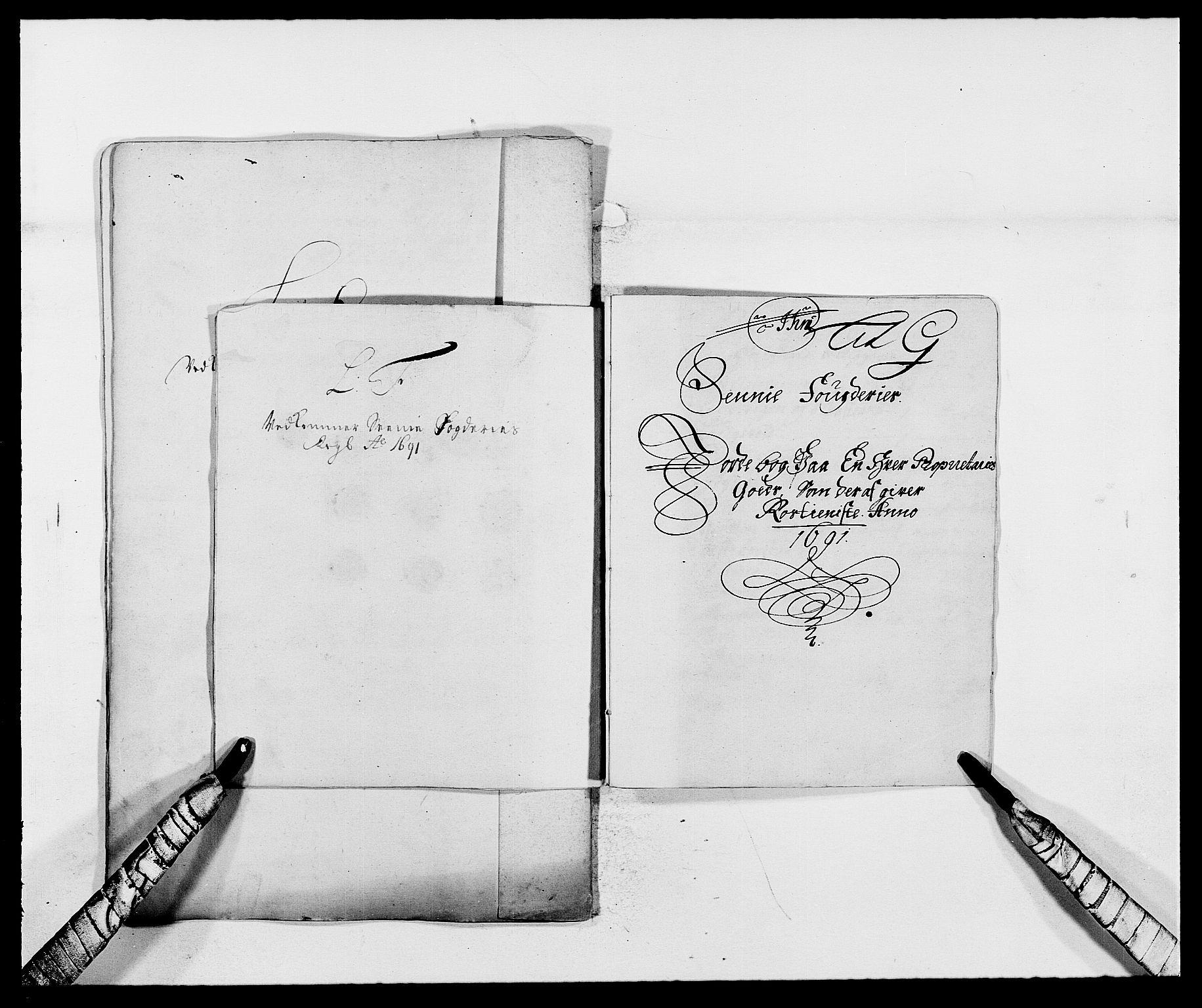 RA, Rentekammeret inntil 1814, Reviderte regnskaper, Fogderegnskap, R68/L4752: Fogderegnskap Senja og Troms, 1691-1693, s. 59