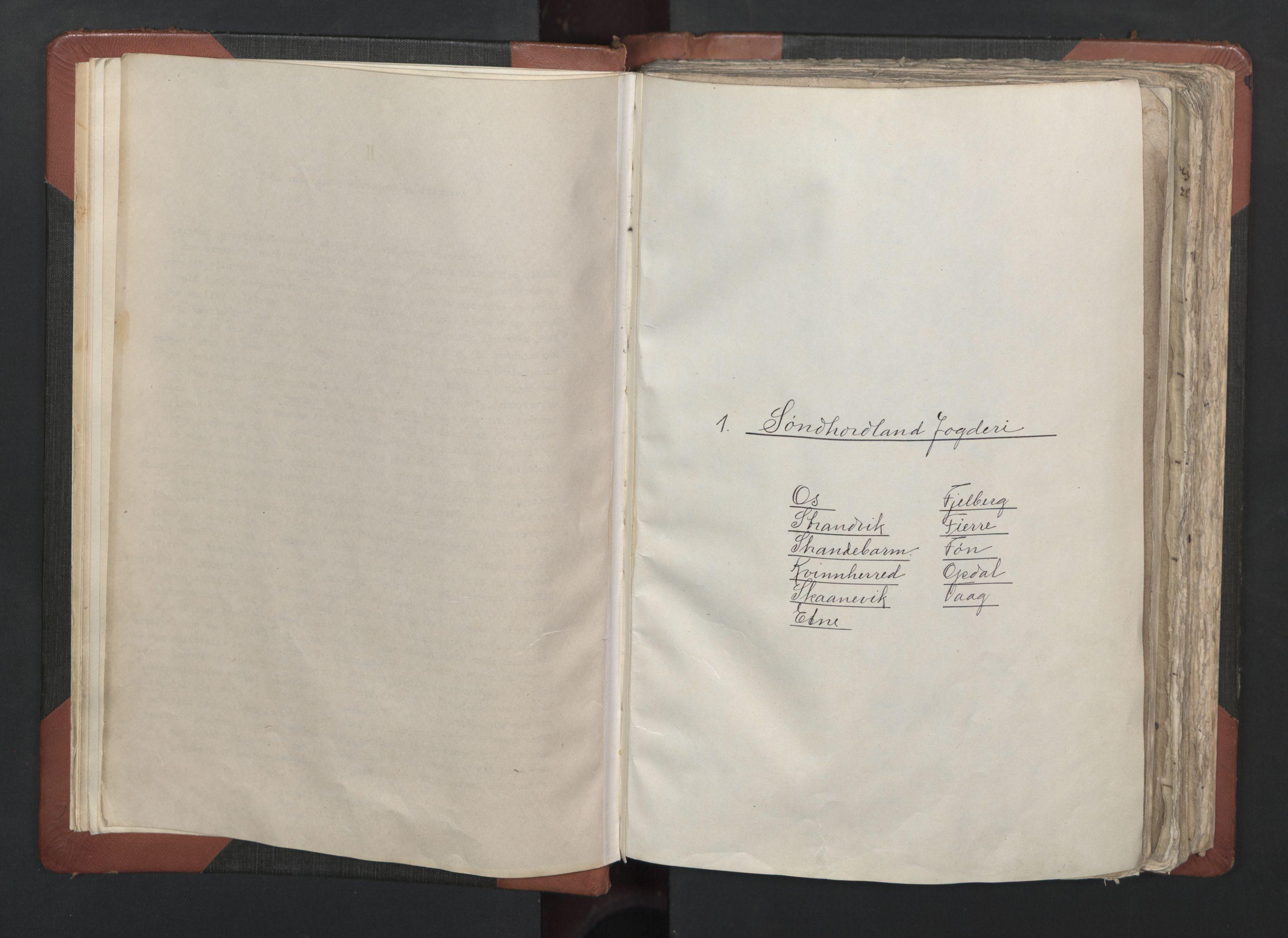 RA, Fogdenes og sorenskrivernes manntall 1664-1666, nr. 13: Nordhordland fogderi og Sunnhordland fogderi, 1665, s. upaginert