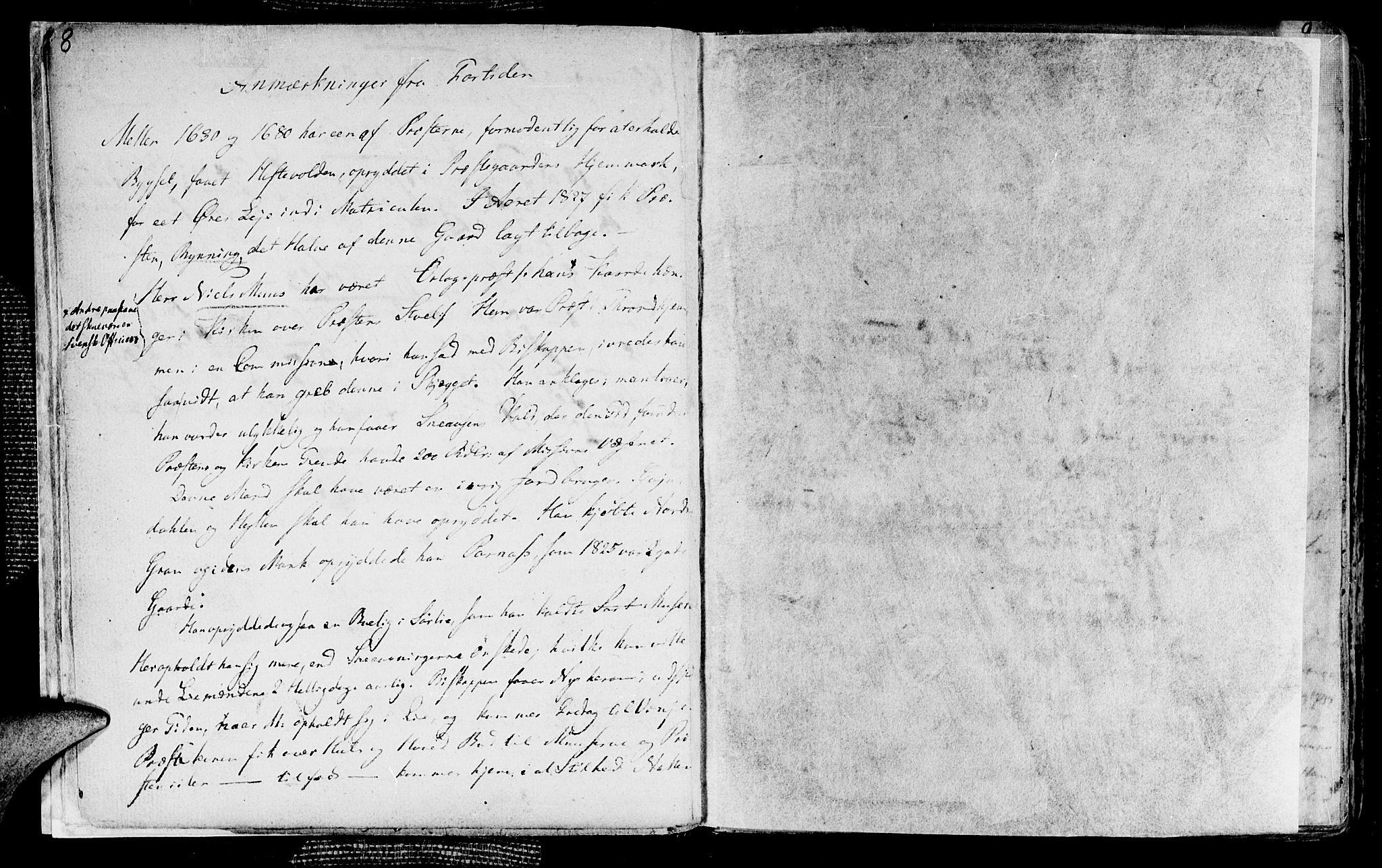 SAT, Ministerialprotokoller, klokkerbøker og fødselsregistre - Nord-Trøndelag, 749/L0467: Ministerialbok nr. 749A01, 1733-1787, s. 8a-8b