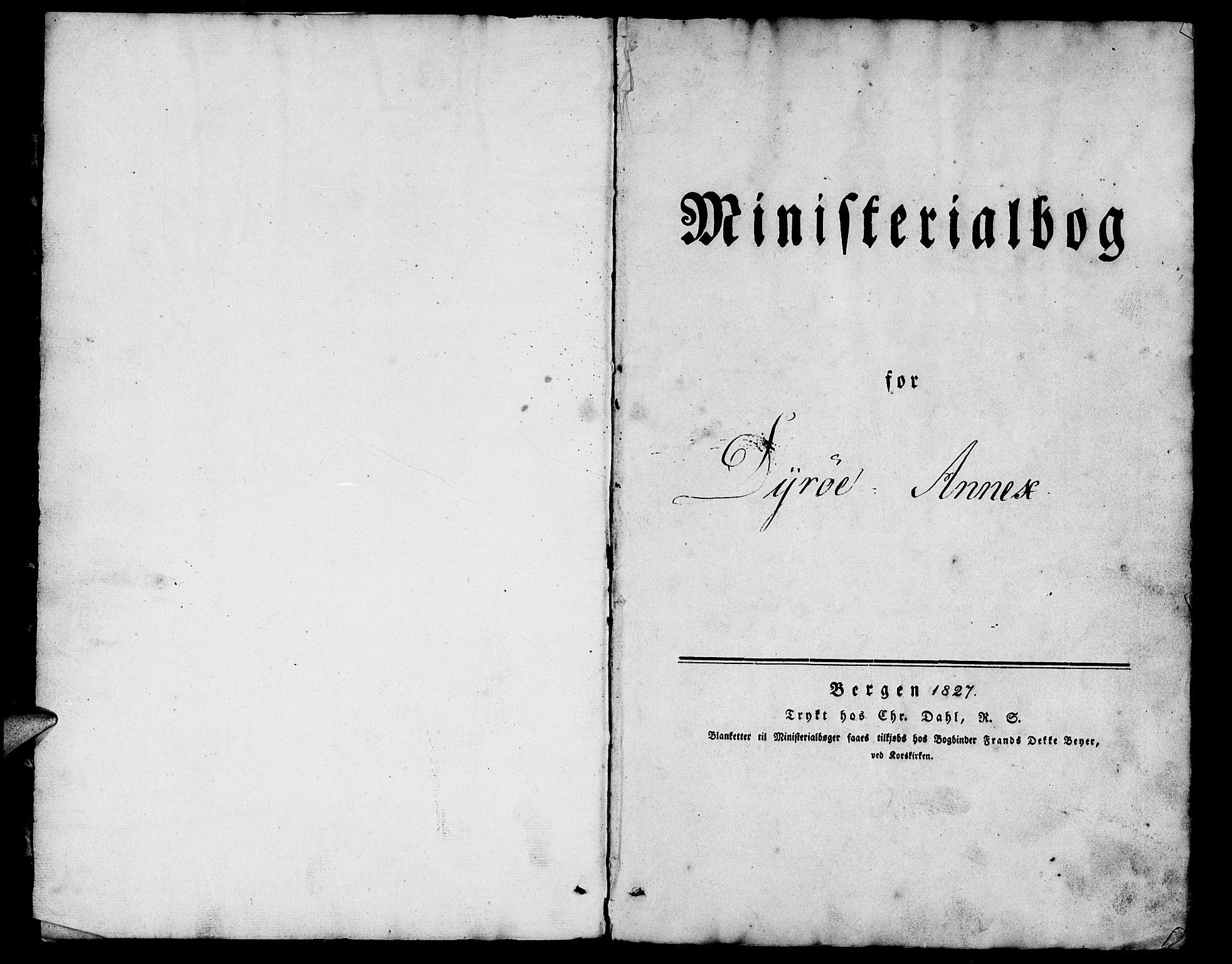 SATØ, Tranøy sokneprestkontor, I/Ia/Iab/L0010klokker: Klokkerbok nr. 10, 1835-1844