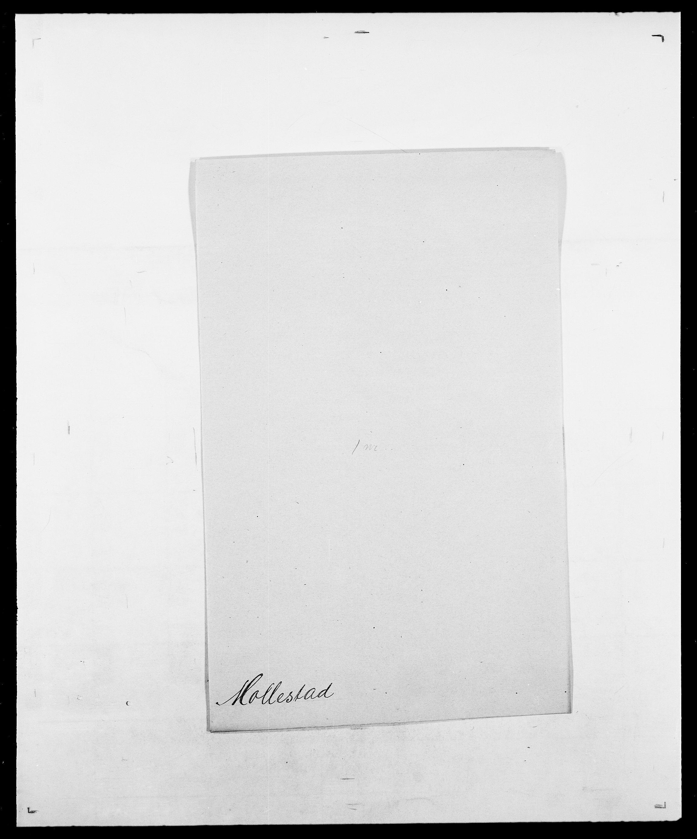 SAO, Delgobe, Charles Antoine - samling, D/Da/L0026: Mechelby - Montoppidan, s. 763