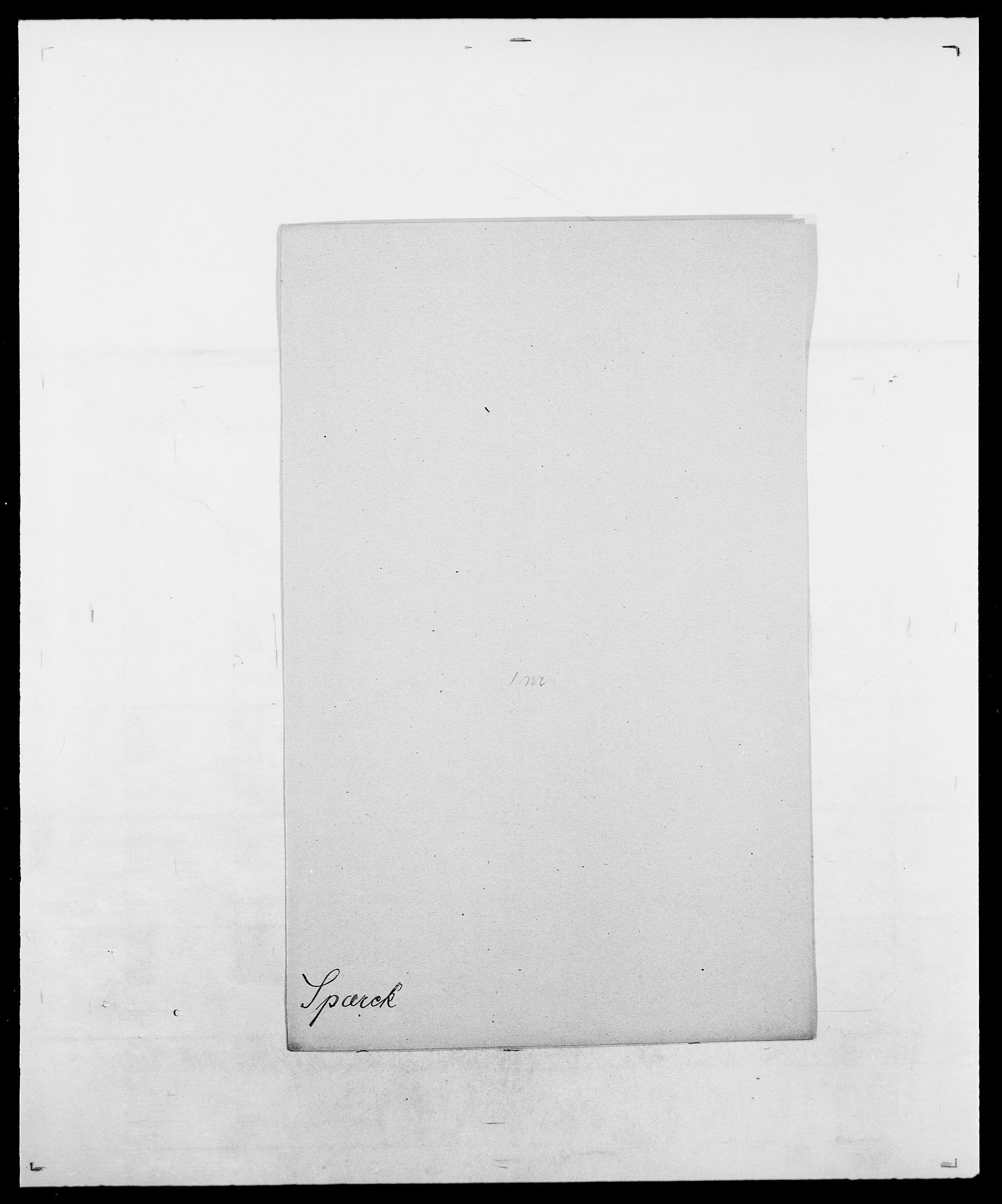 SAO, Delgobe, Charles Antoine - samling, D/Da/L0036: Skaanør - Staverskov, s. 593