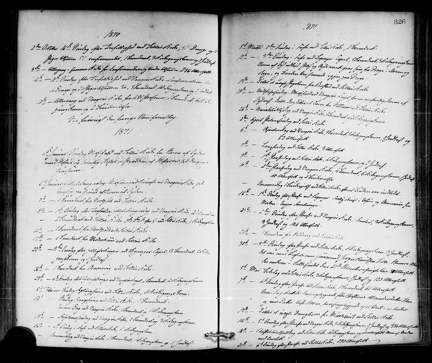 SAB, Selje sokneprestembete*, Ministerialbok nr. A 12, 1870-1880, s. 326
