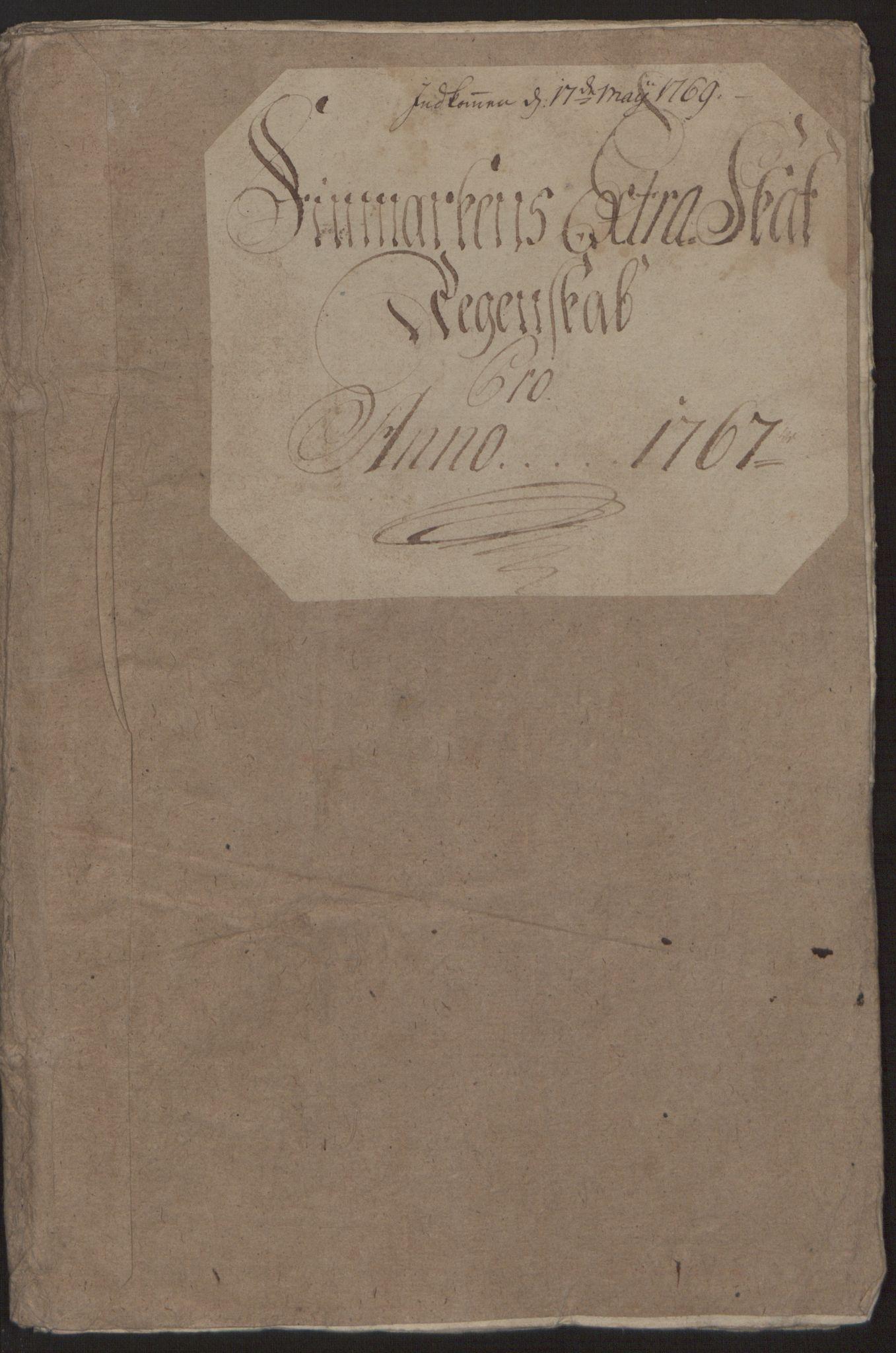 RA, Rentekammeret inntil 1814, Reviderte regnskaper, Fogderegnskap, R69/L4910: Ekstraskatten  Finnmark/Vardøhus, 1762-1772, s. 206