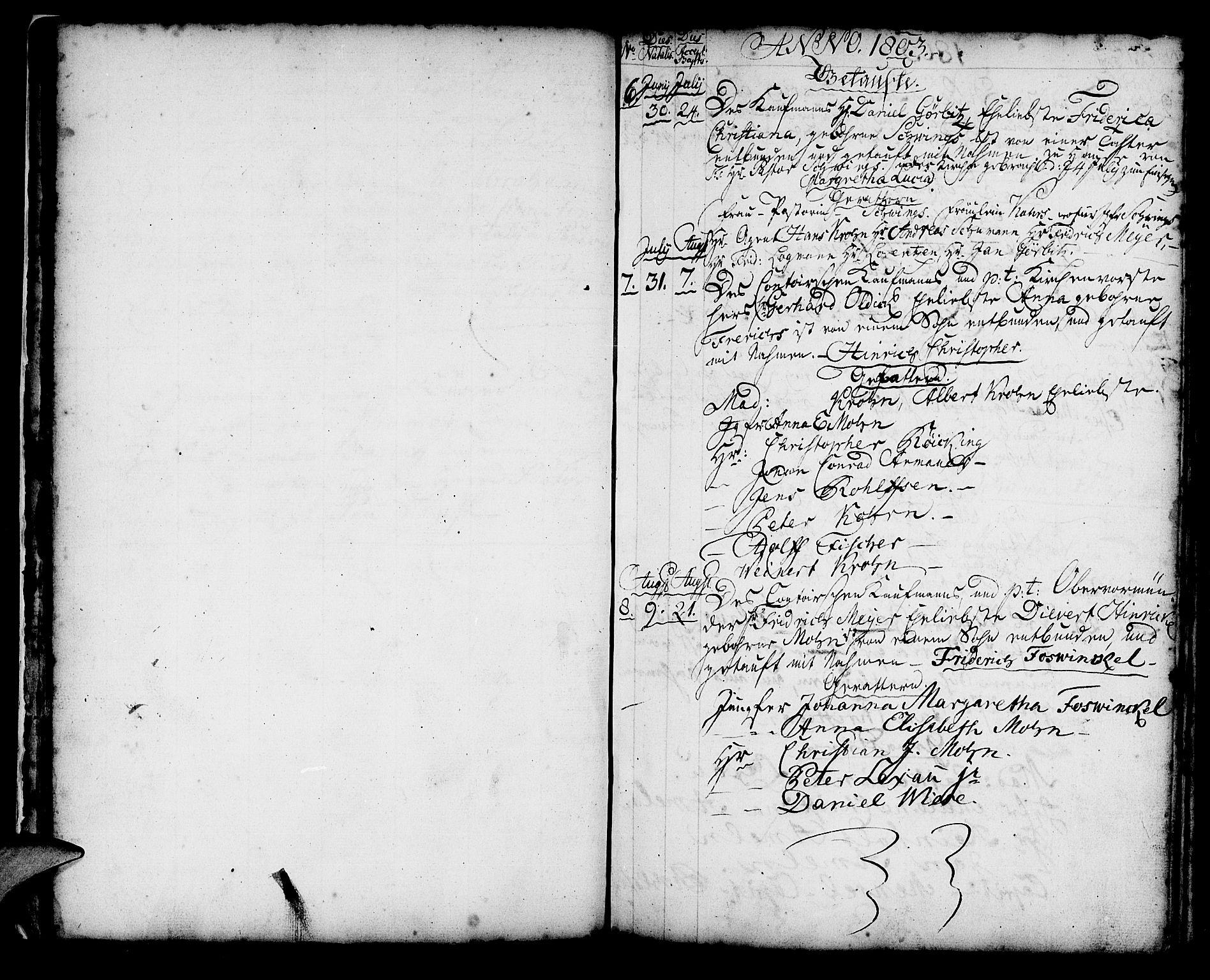 SAB, Mariakirken Sokneprestembete, H/Haa/L0002: Ministerialbok nr. A 2, 1748-1807, s. 14
