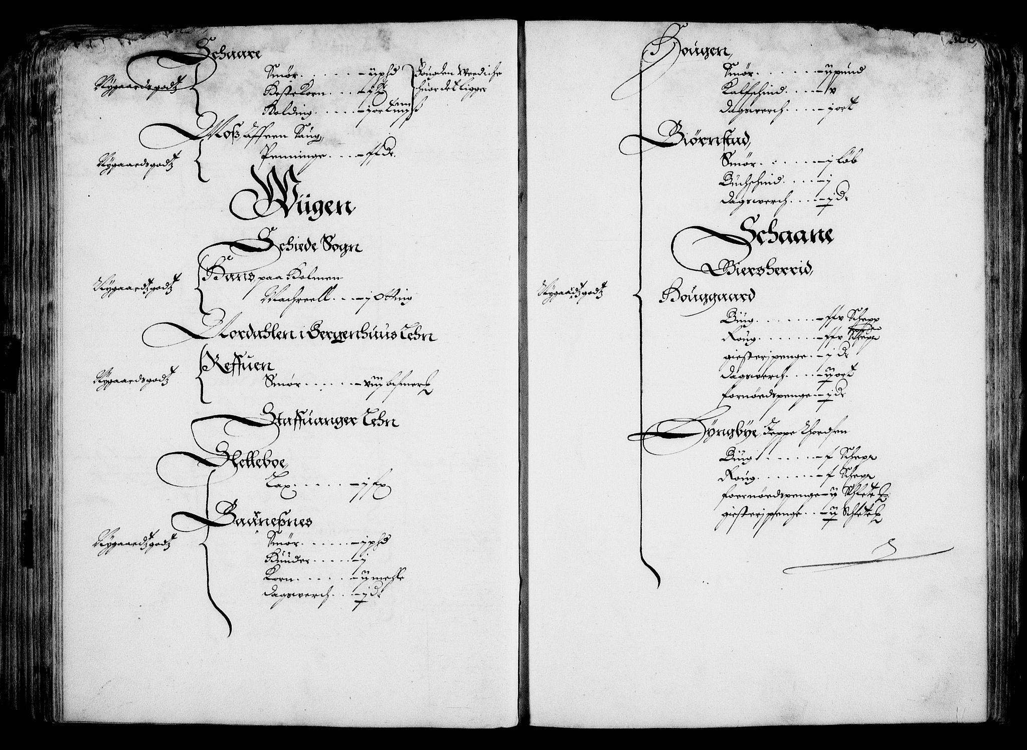 RA, Rentekammeret inntil 1814, Realistisk ordnet avdeling, On/L0001: Statens gods, 1651, s. 159