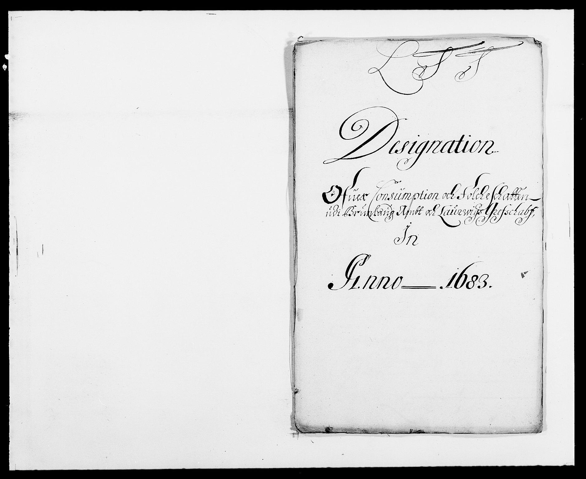RA, Rentekammeret inntil 1814, Reviderte regnskaper, Fogderegnskap, R33/L1969: Fogderegnskap Larvik grevskap, 1675-1687, s. 288