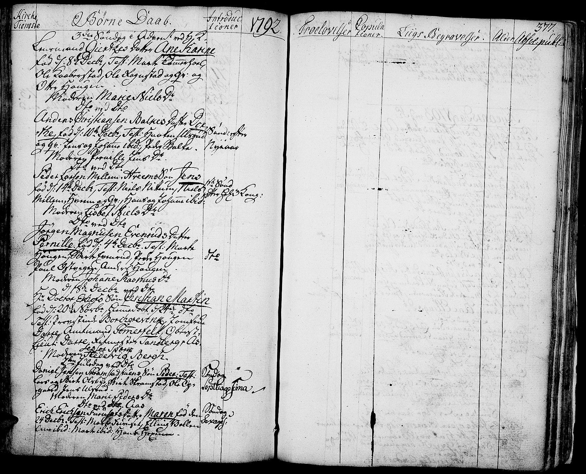 SAH, Toten prestekontor, Ministerialbok nr. 6, 1773-1793, s. 377