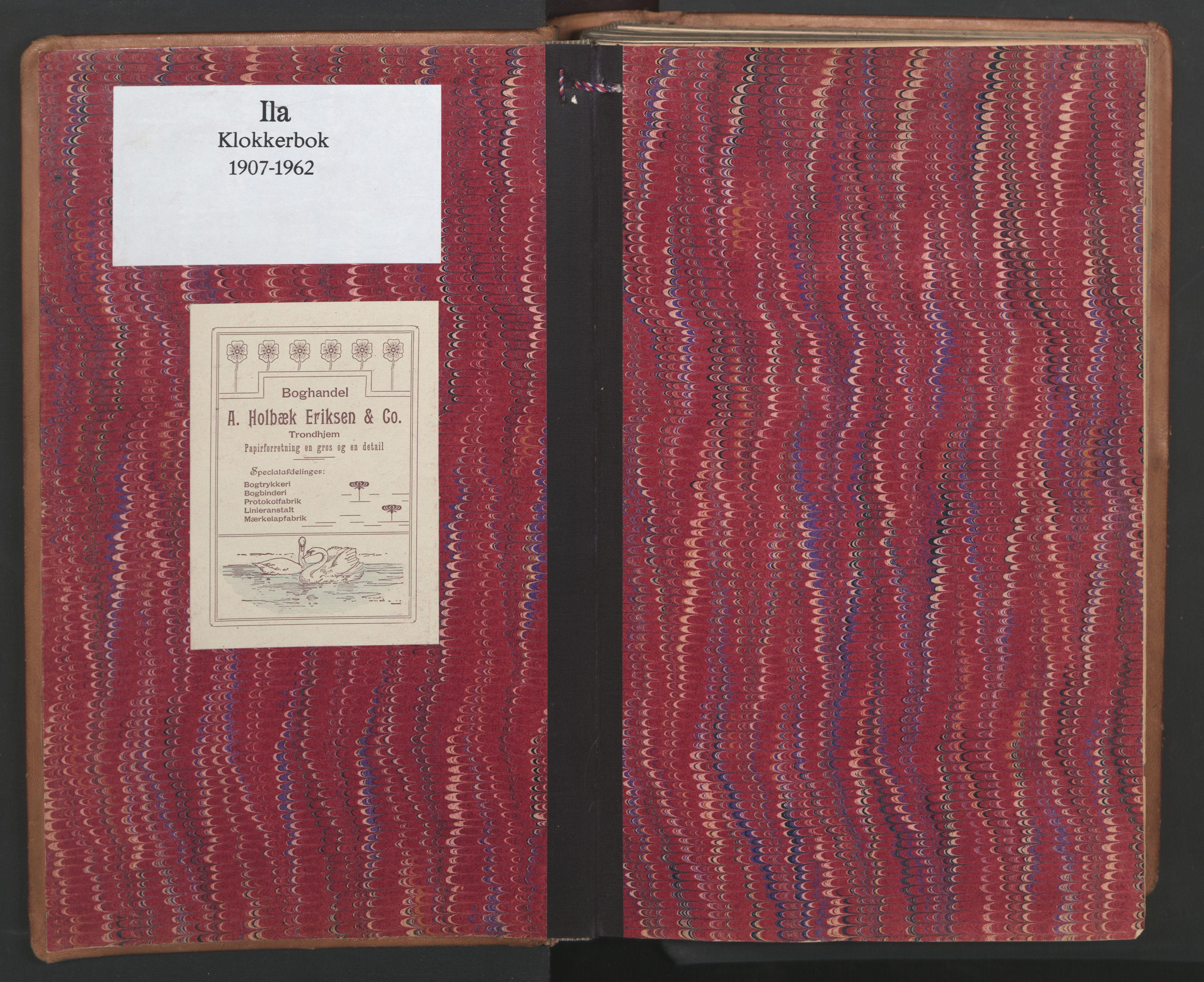 SAT, Ministerialprotokoller, klokkerbøker og fødselsregistre - Sør-Trøndelag, 603/L0173: Klokkerbok nr. 603C01, 1907-1962