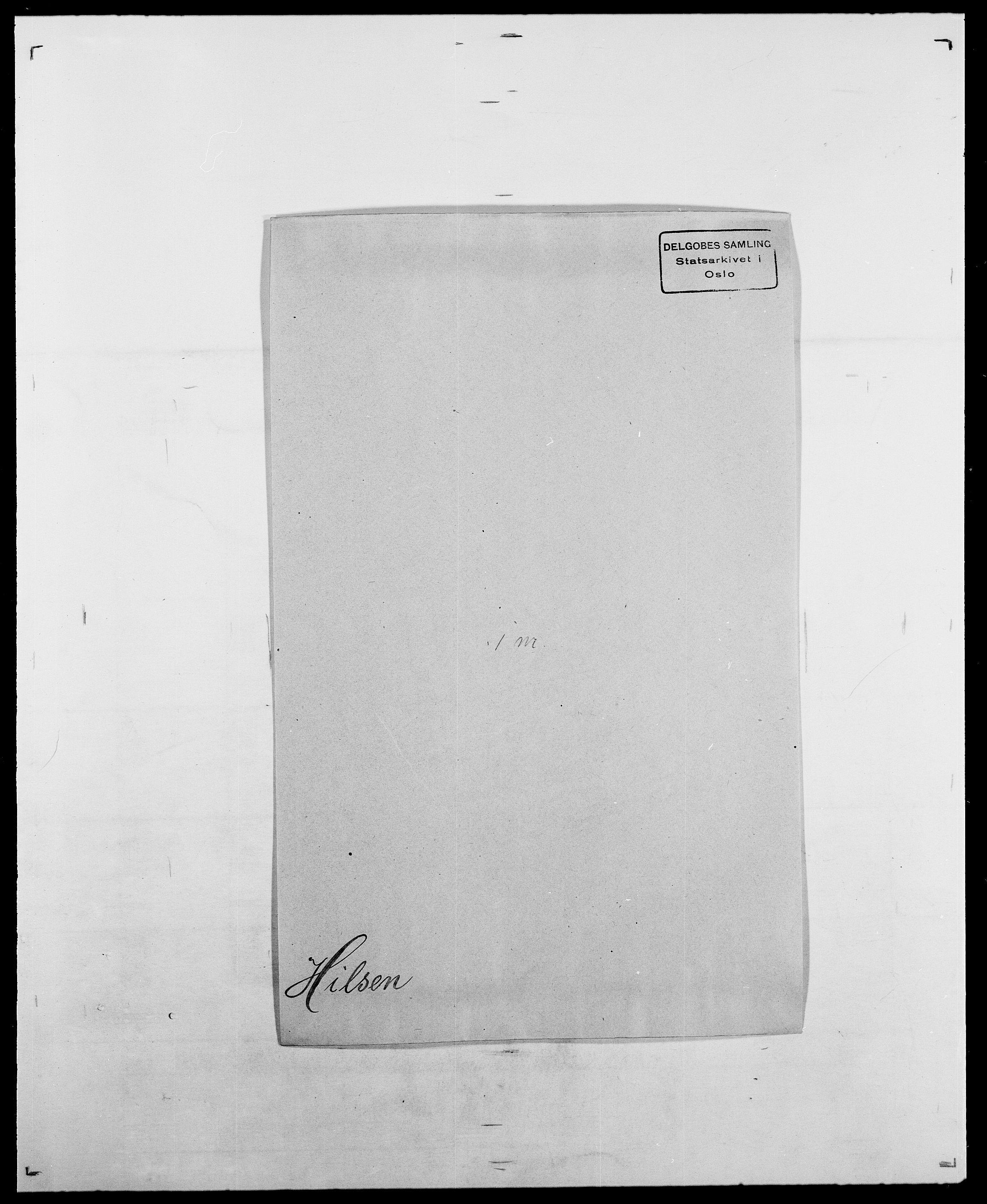 SAO, Delgobe, Charles Antoine - samling, D/Da/L0017: Helander - Hjørne, s. 443