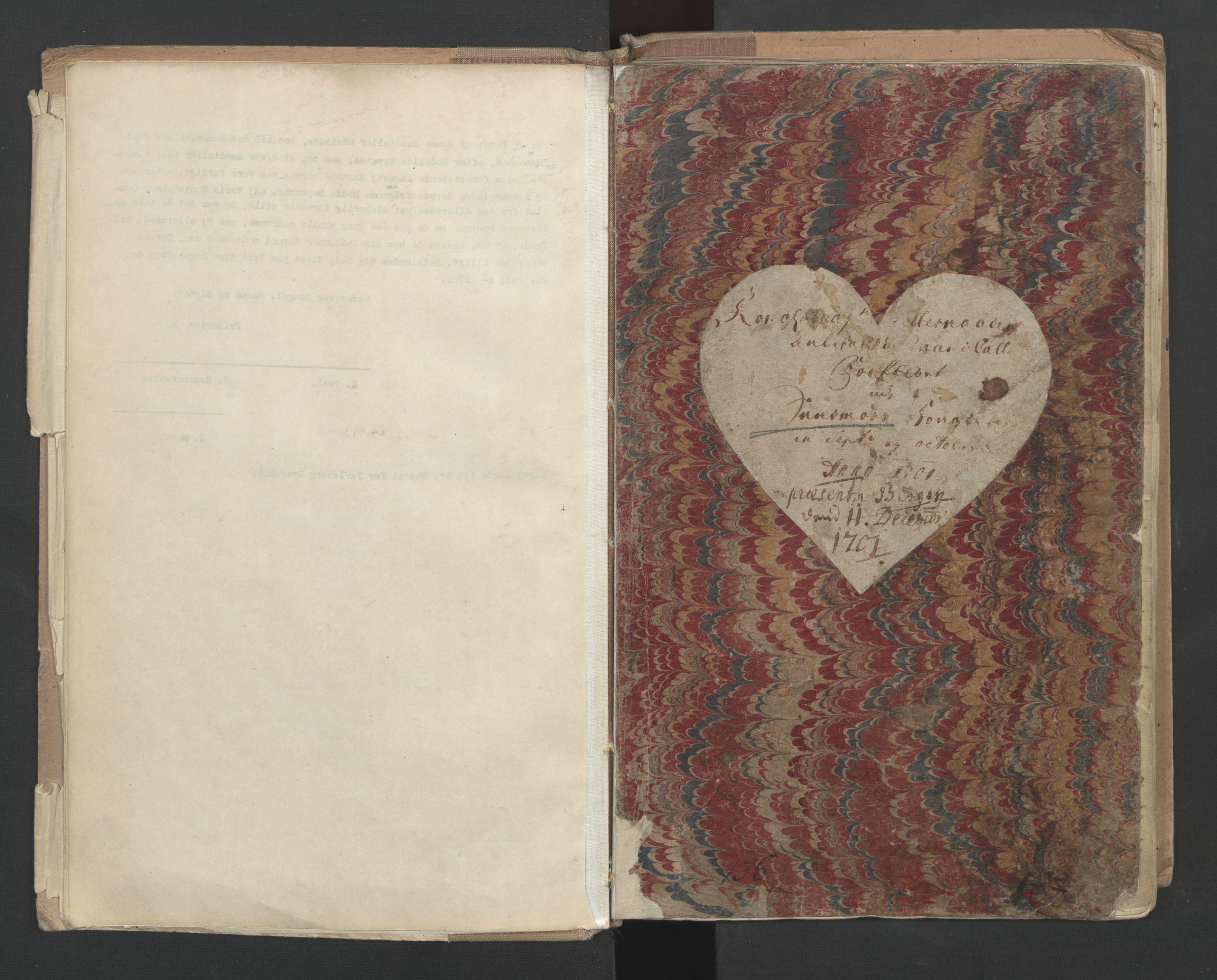 RA, Manntallet 1701, nr. 10: Sunnmøre fogderi, 1701, s. 1