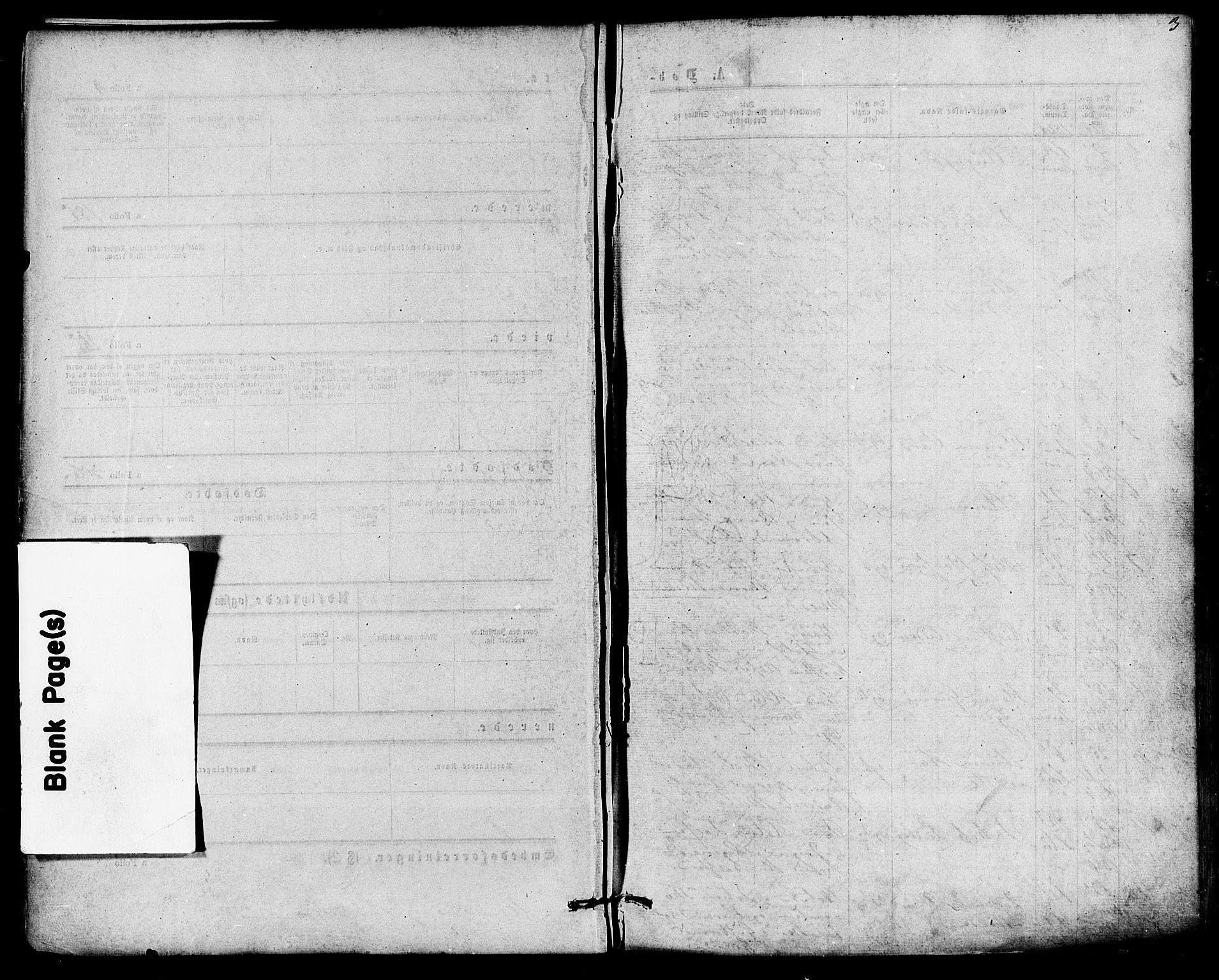 SAKO, Solum kirkebøker, F/Fa/L0008: Ministerialbok nr. I 8, 1865-1876, s. 3