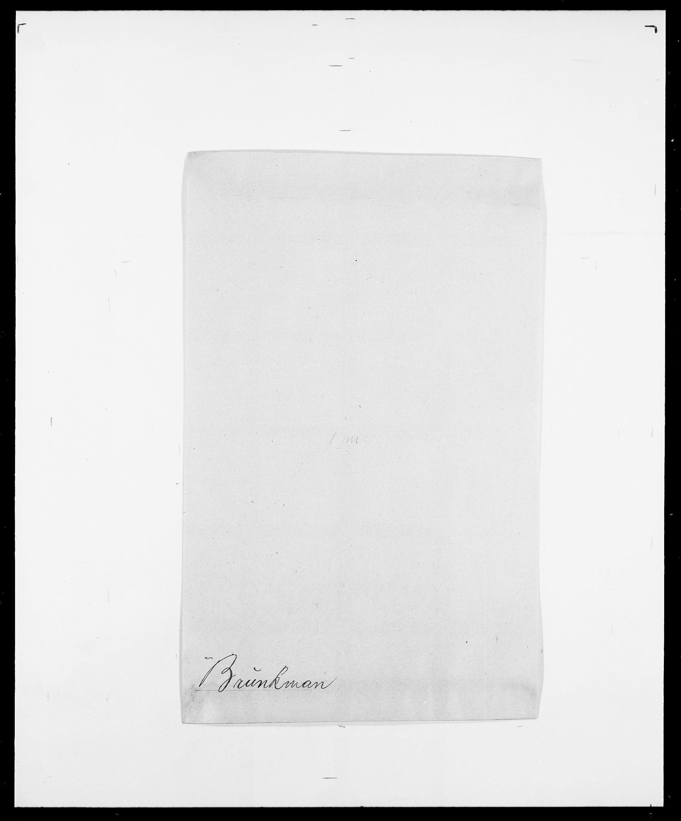 SAO, Delgobe, Charles Antoine - samling, D/Da/L0006: Brambani - Brønø, s. 832