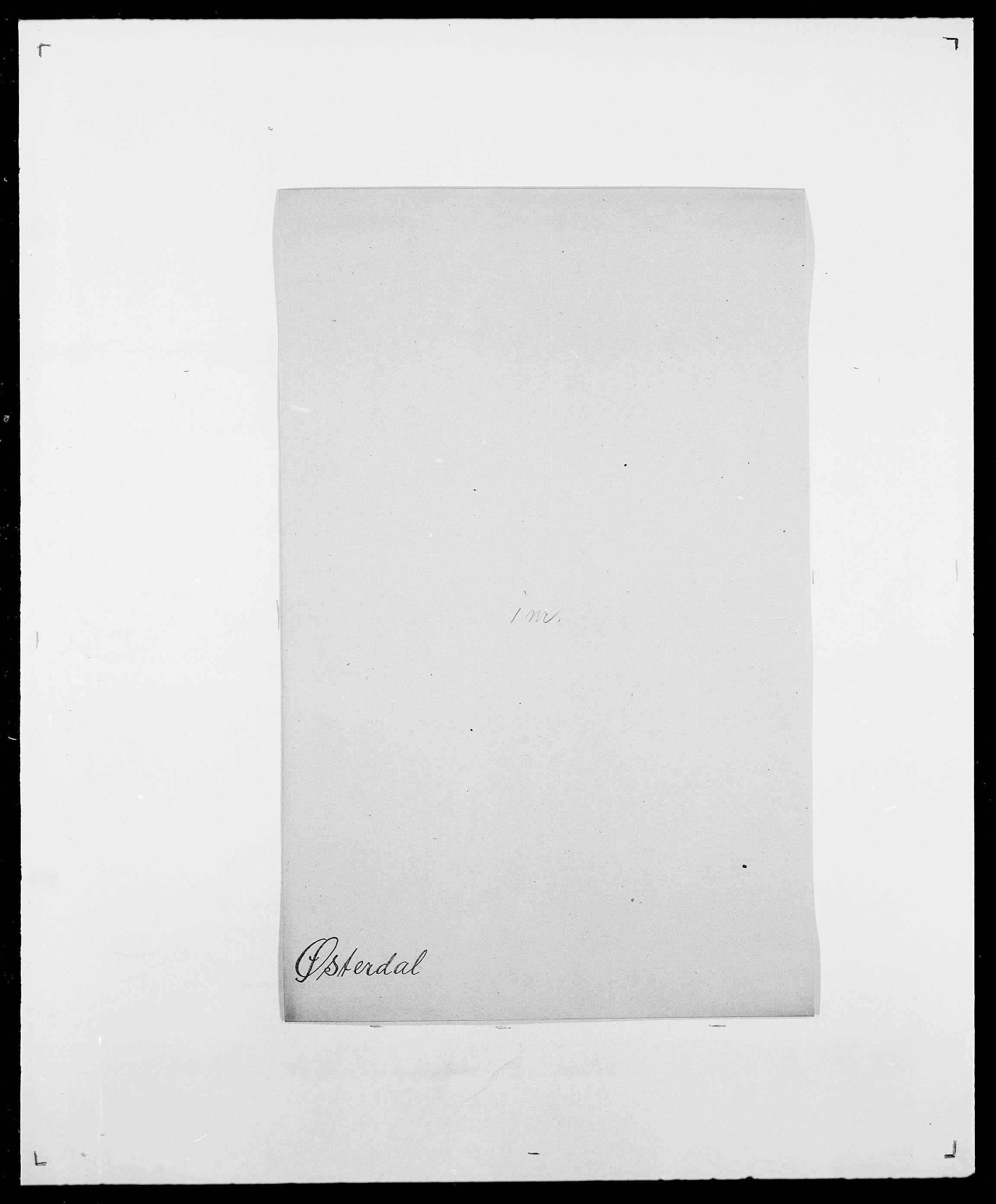 SAO, Delgobe, Charles Antoine - samling, D/Da/L0043: Wulfsberg - v. Zanten, s. 354