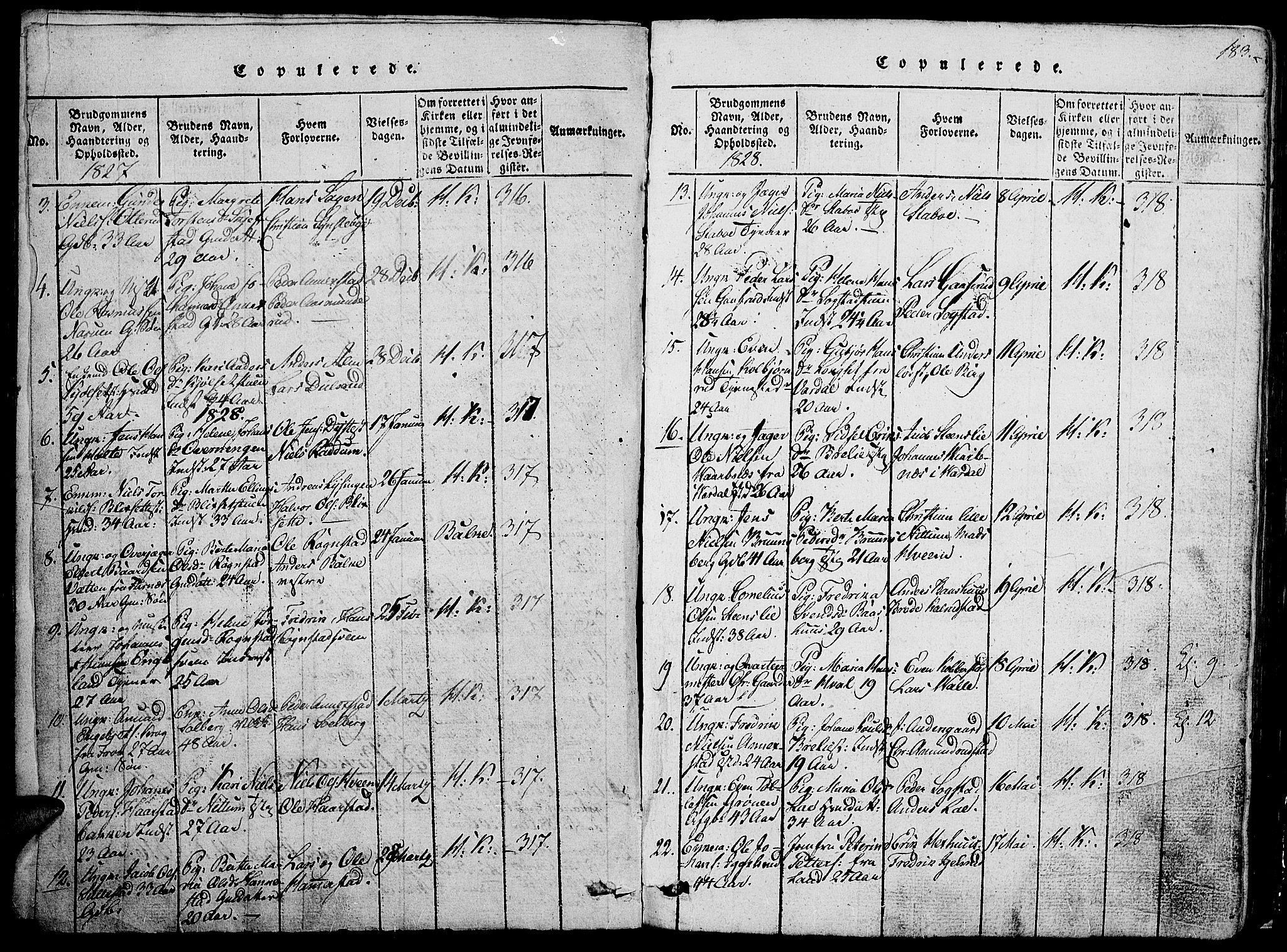 SAH, Østre Toten prestekontor, Klokkerbok nr. 1, 1827-1839, s. 183