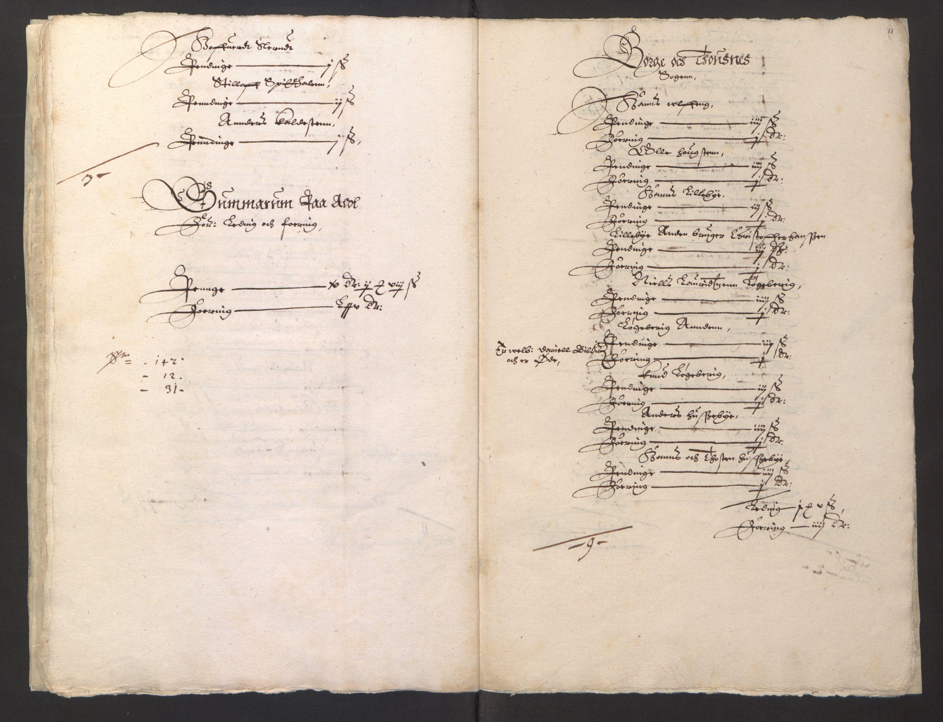 RA, Stattholderembetet 1572-1771, Ek/L0001: Jordebøker før 1624 og til utligning av garnisonsskatt 1624-1626:, 1624-1625, s. 214
