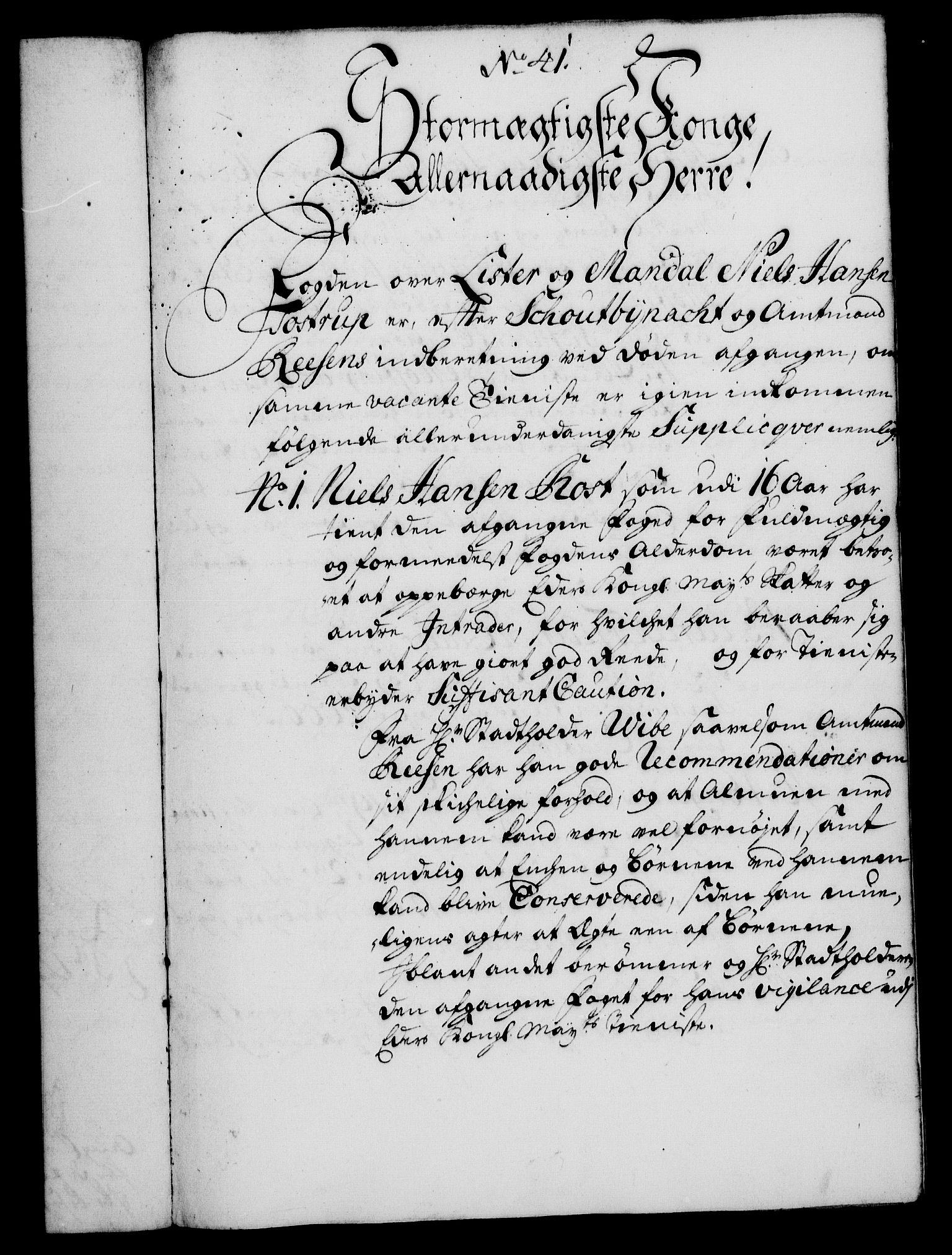 RA, Rentekammeret, Kammerkanselliet, G/Gf/Gfa/L0013: Norsk relasjons- og resolusjonsprotokoll (merket RK 52.13), 1730, s. 262