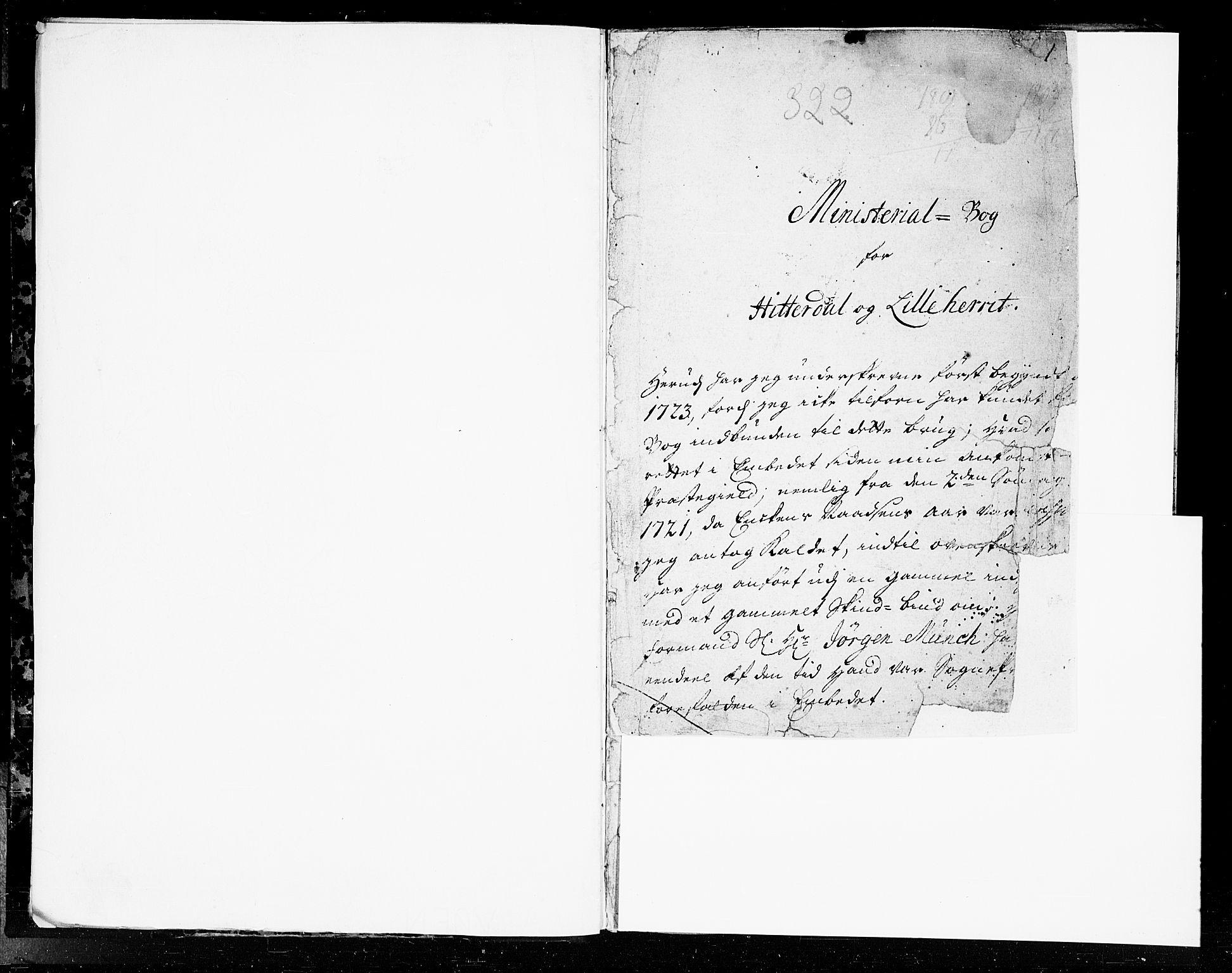 SAKO, Heddal kirkebøker, F/Fa/L0003: Ministerialbok nr. I 3, 1723-1783
