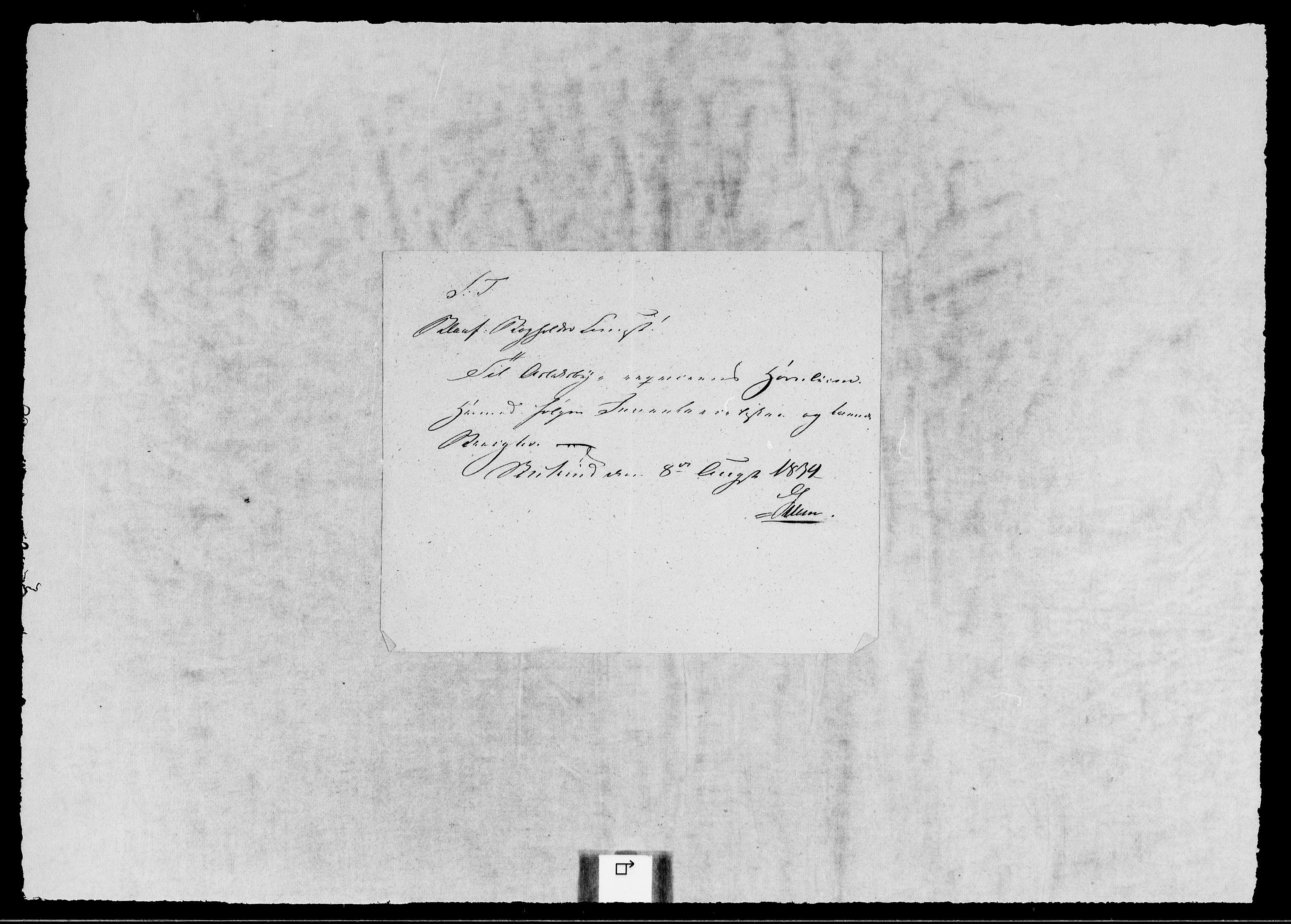 RA, Modums Blaafarveværk, G/Gb/L0122, 1838-1839, s. 2