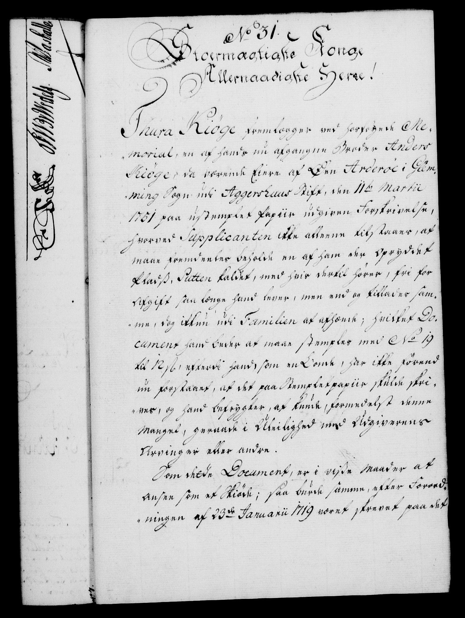 RA, Rentekammeret, Kammerkanselliet, G/Gf/Gfa/L0038: Norsk relasjons- og resolusjonsprotokoll (merket RK 52.38), 1756, s. 160