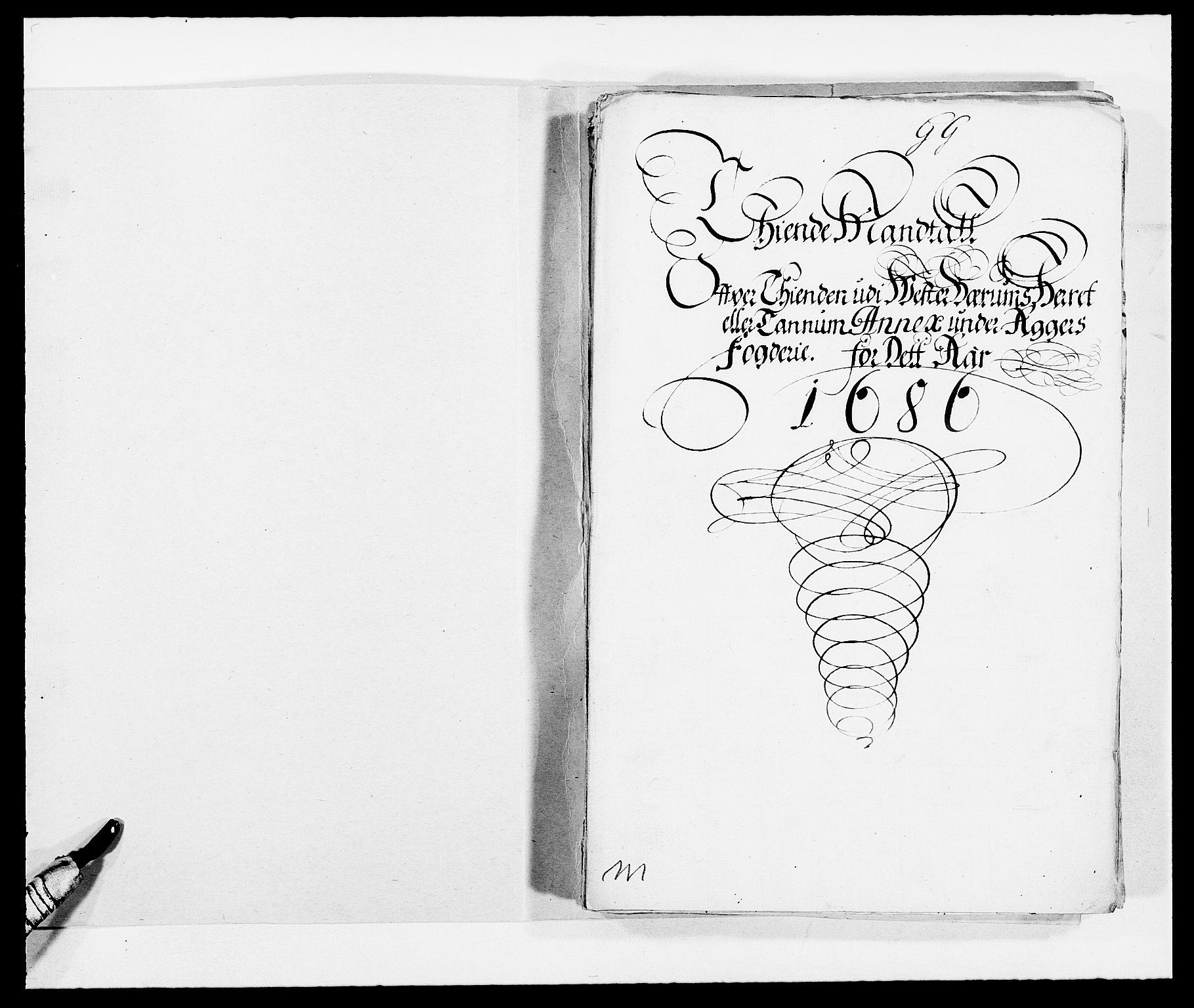 RA, Rentekammeret inntil 1814, Reviderte regnskaper, Fogderegnskap, R08/L0422: Fogderegnskap Aker, 1684-1686, s. 15