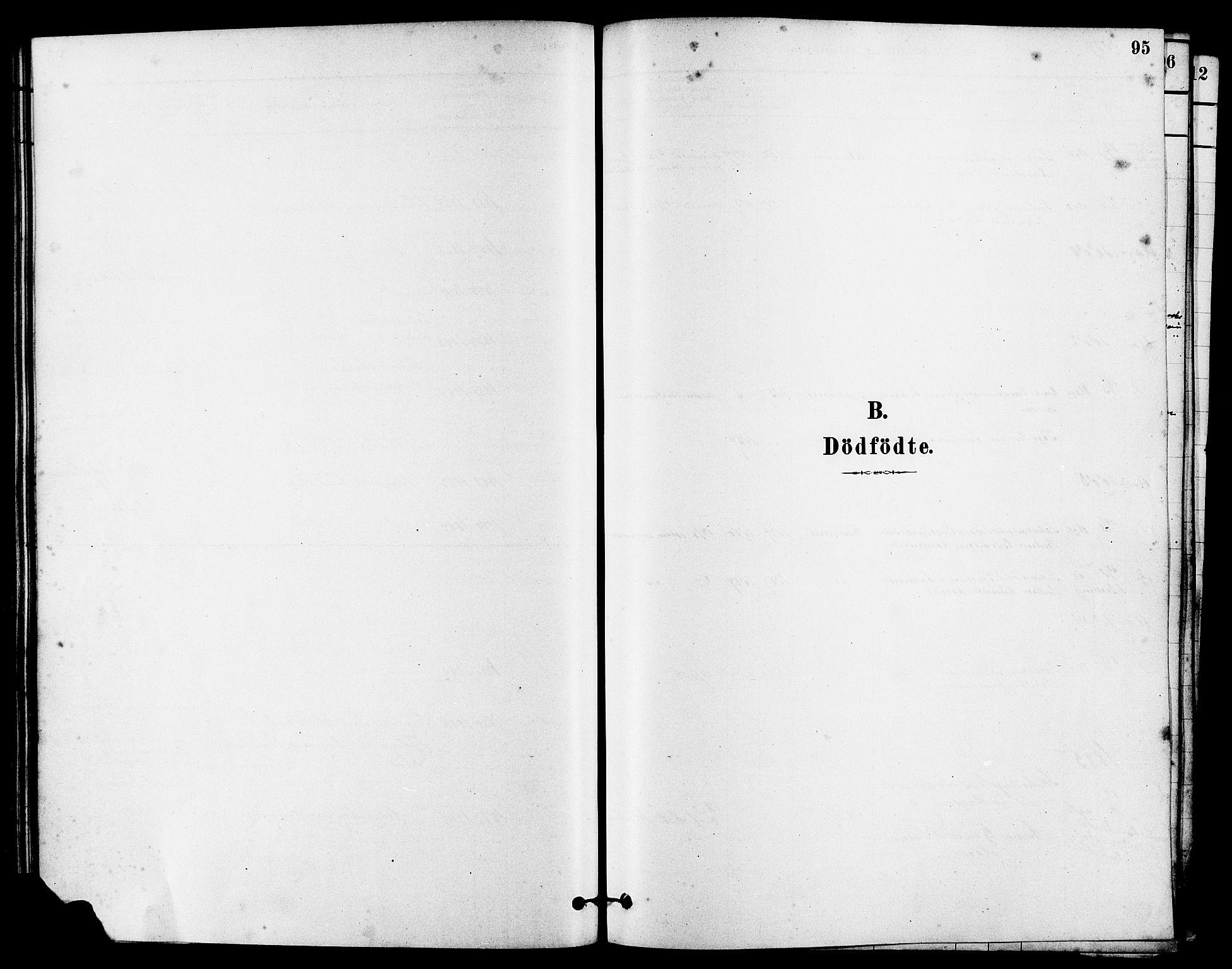 SAST, Egersund sokneprestkontor, S08/L0015: Ministerialbok nr. A 15, 1879-1892, s. 95