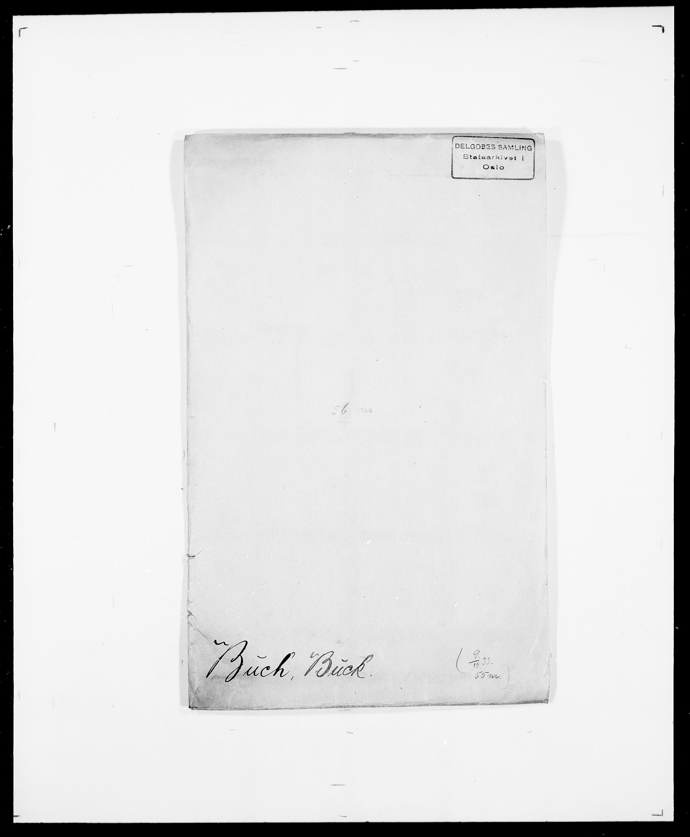 SAO, Delgobe, Charles Antoine - samling, D/Da/L0007: Buaas - Caphengst, s. 4