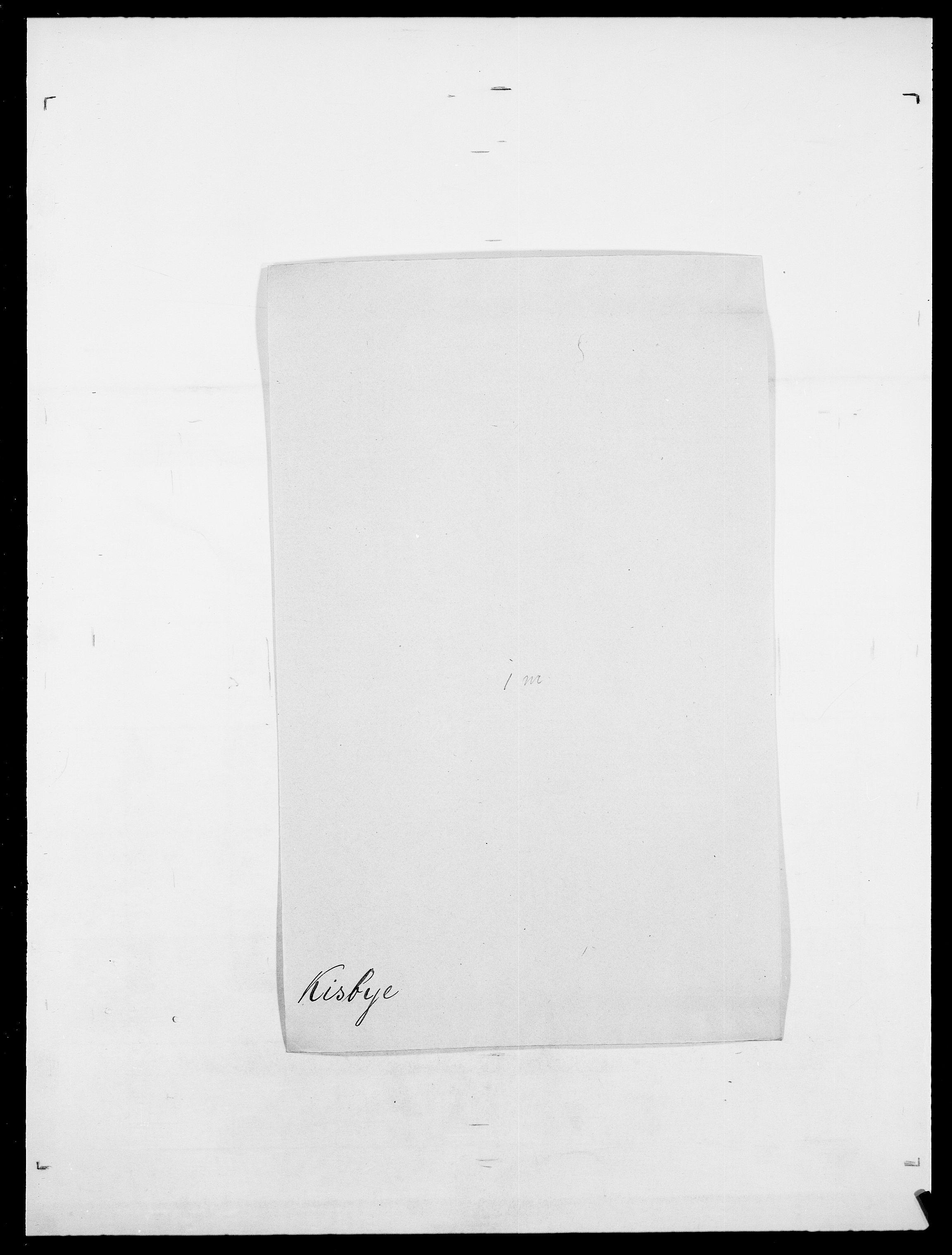 SAO, Delgobe, Charles Antoine - samling, D/Da/L0020: Irgens - Kjøsterud, s. 668